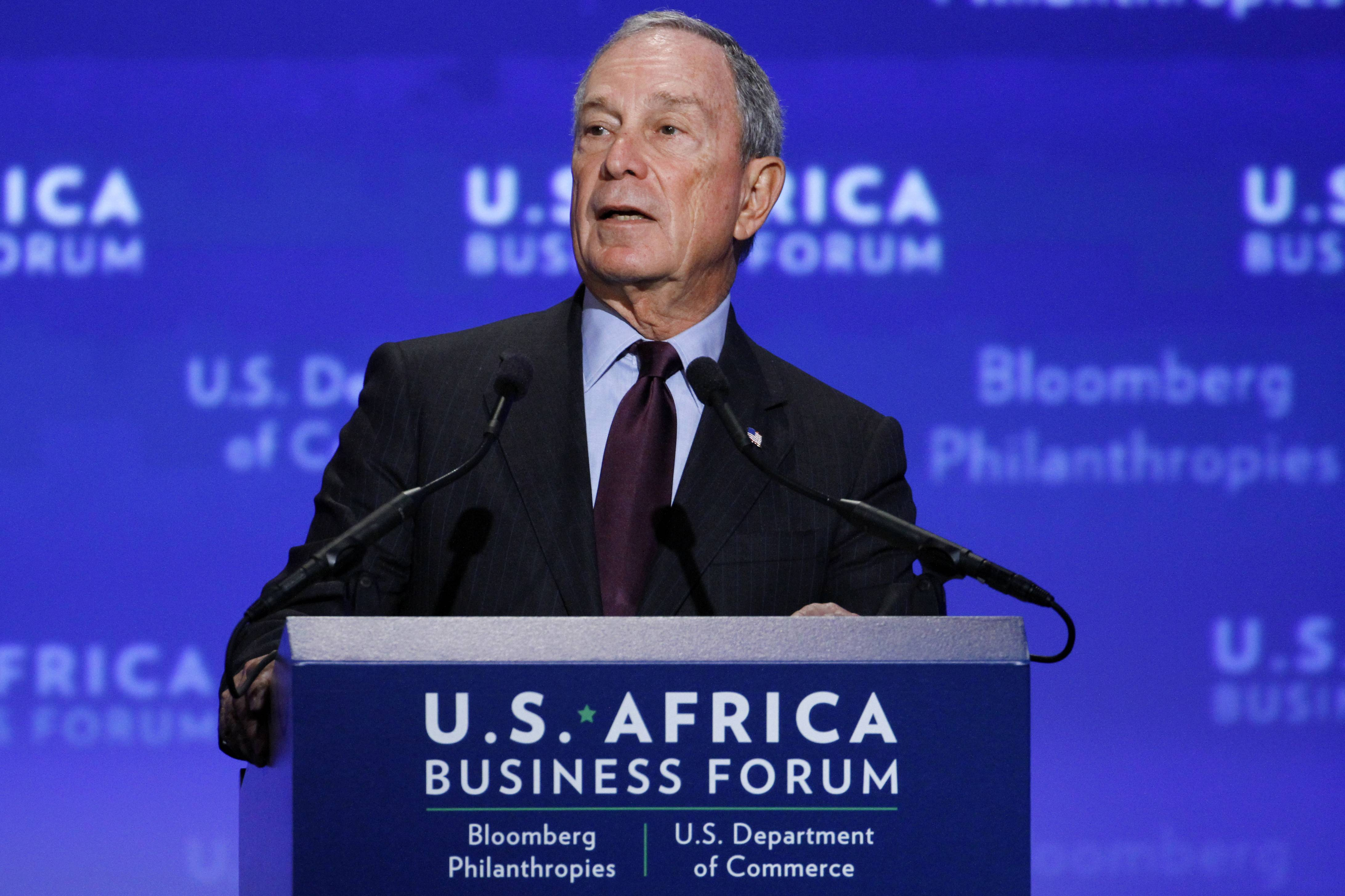 American cities looking to be more innovative in how they address local issues can now get a helping hand from former New York City Mayor Michael Bloomberg's charitable foundation.