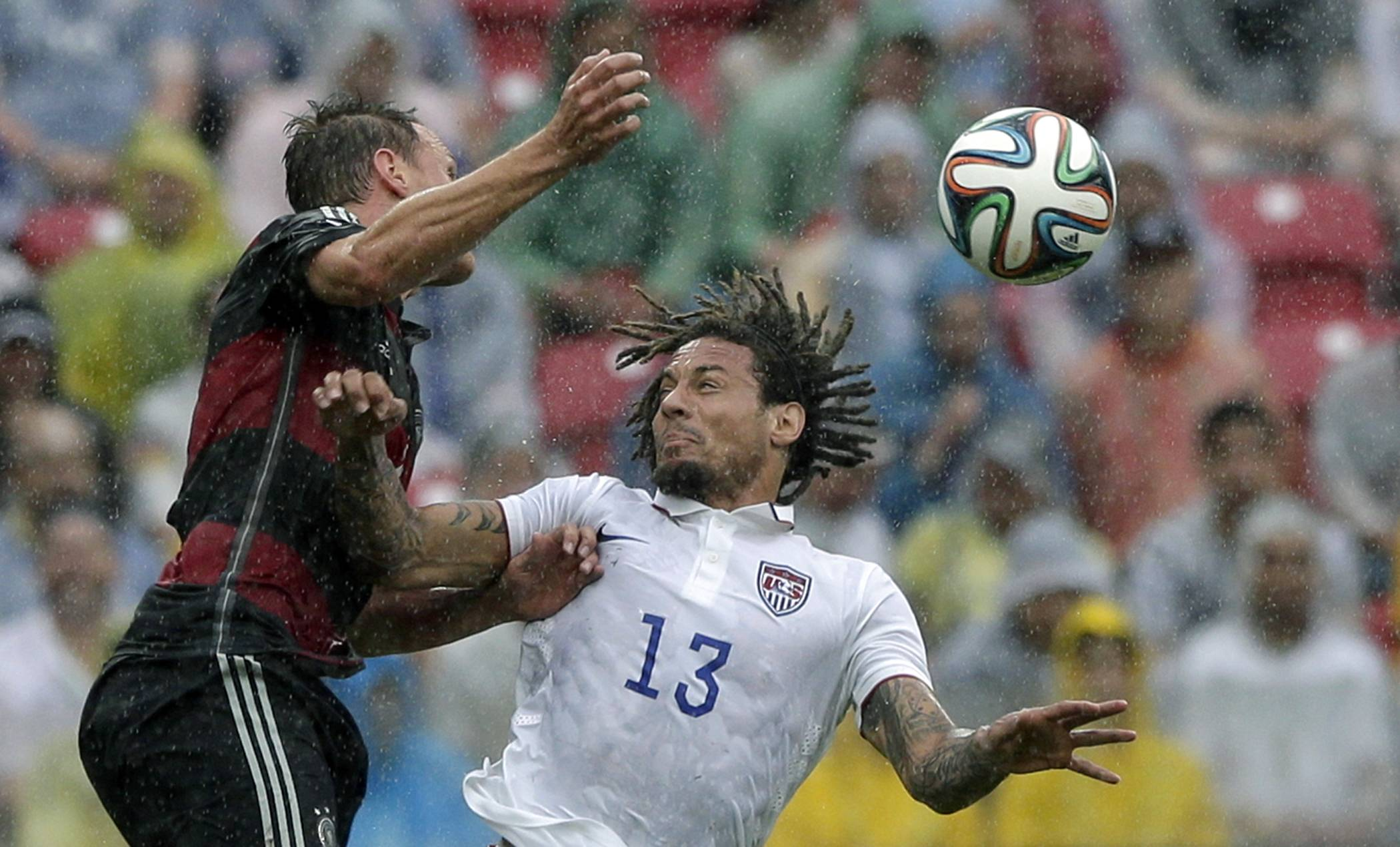 Jermaine Jones destined for MLS -- and maybe Fire