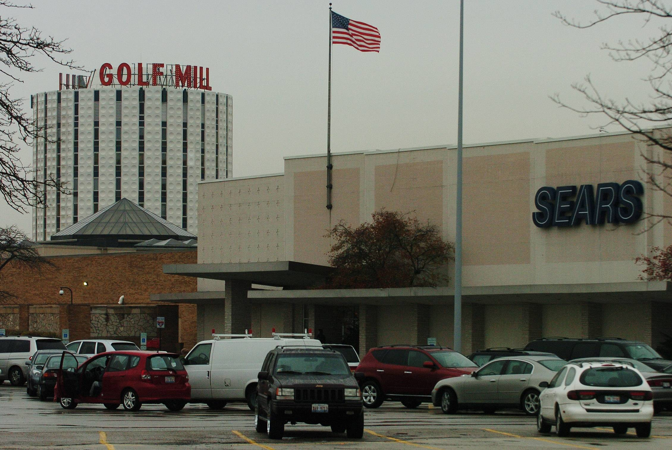 Florida-based Sterling Organization said Wednesday it had purchased a majority of the Golf Mill Shopping Center in Niles for $60 million.