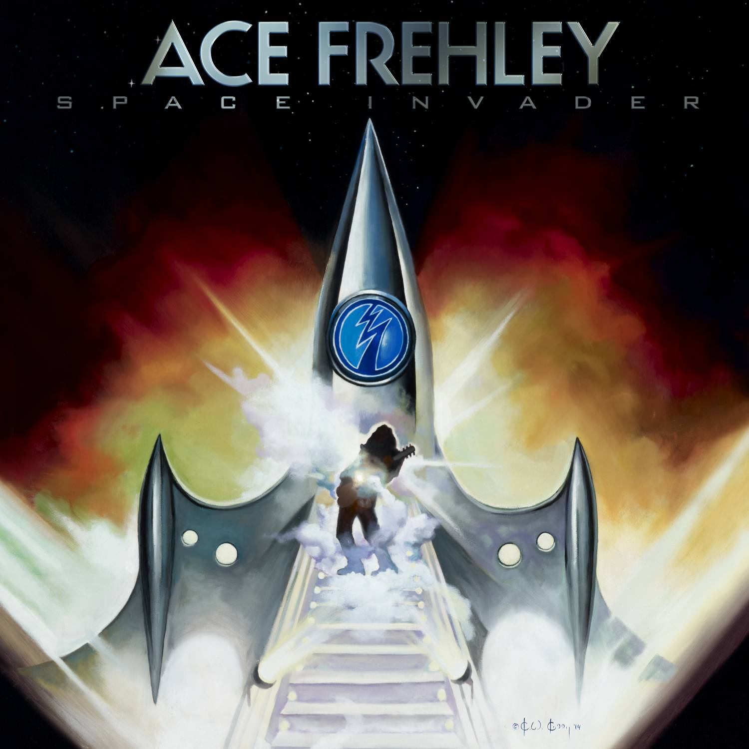 "Ace Frehley's ""Space Invader"" is his best solo album since his groundbreaking self-titled album in 1978."