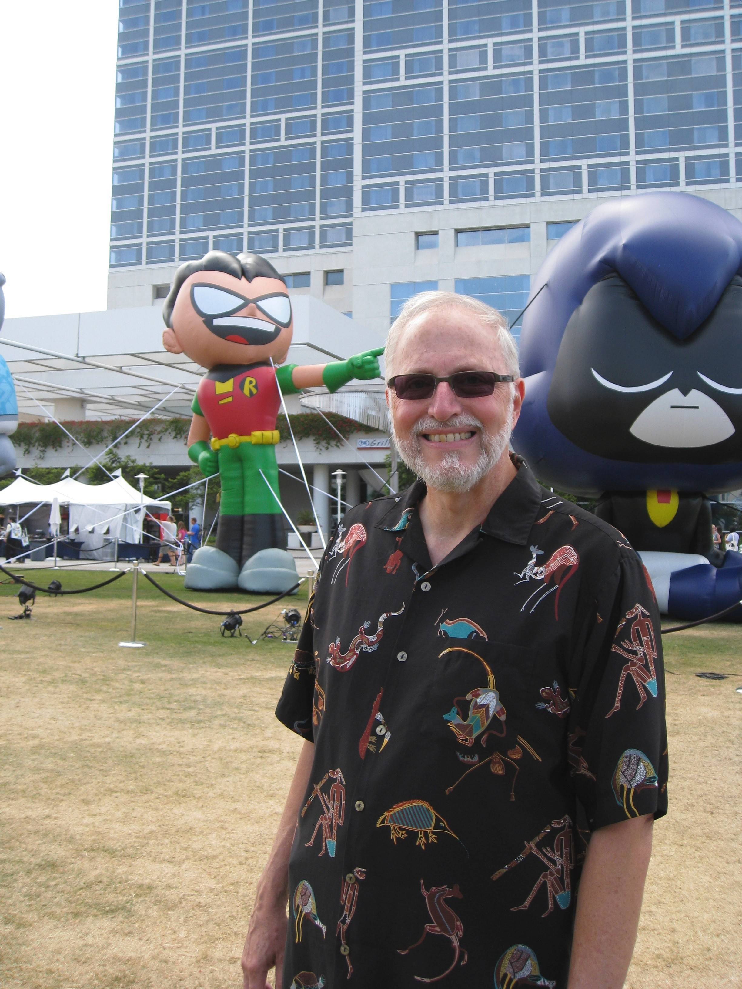 Marv Wolfman, a veteran comic-book writer who has worked on the biggest characters from Marvel and DC Comics, will be among the creators talking to fans at this weekend's Chicago Comic Con in Rosemont.