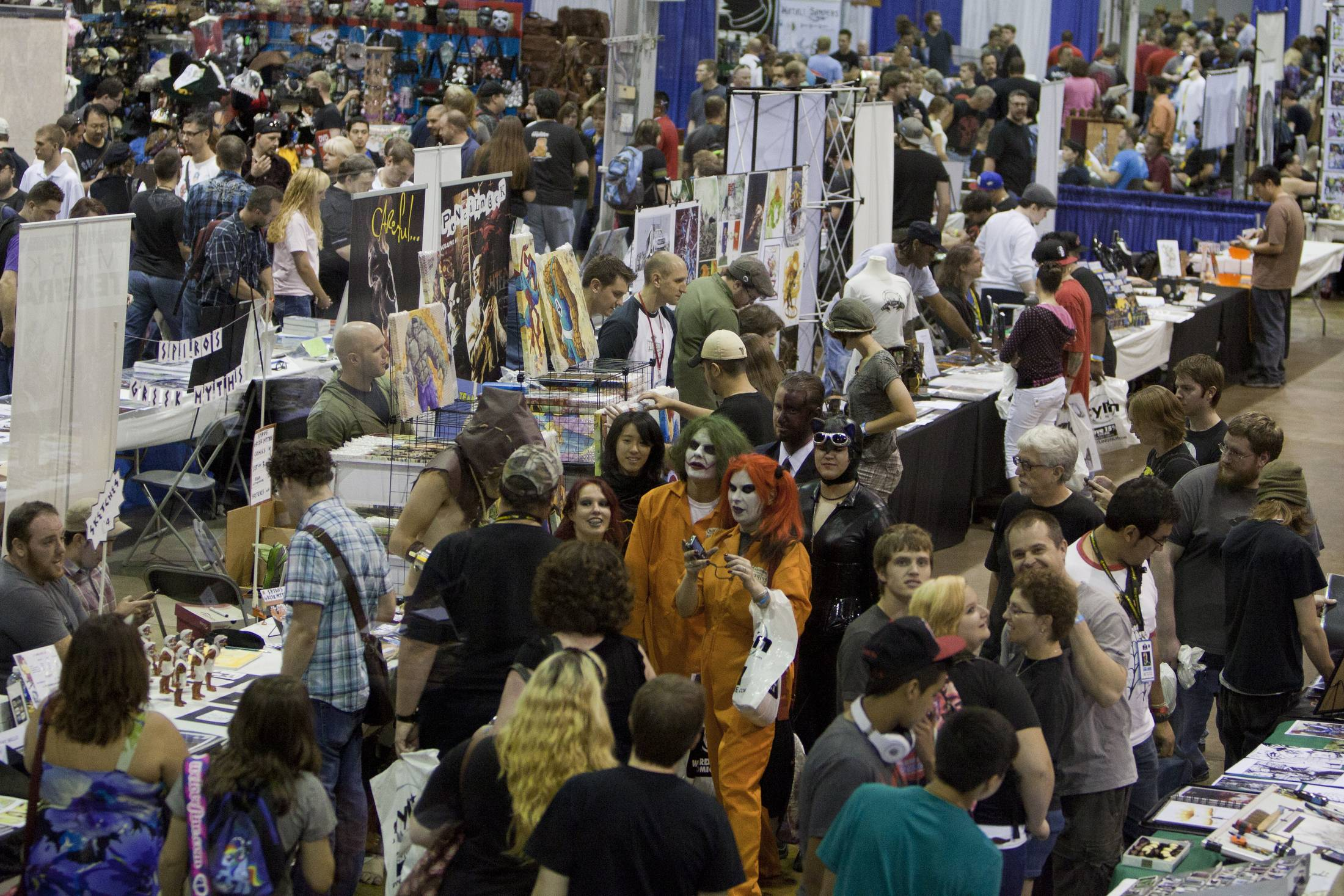 The Wizard World Chicago Comic Con is expected to draw tens of thousands to the Donald E. Stephens Convention Center in Rosemont this weekend.