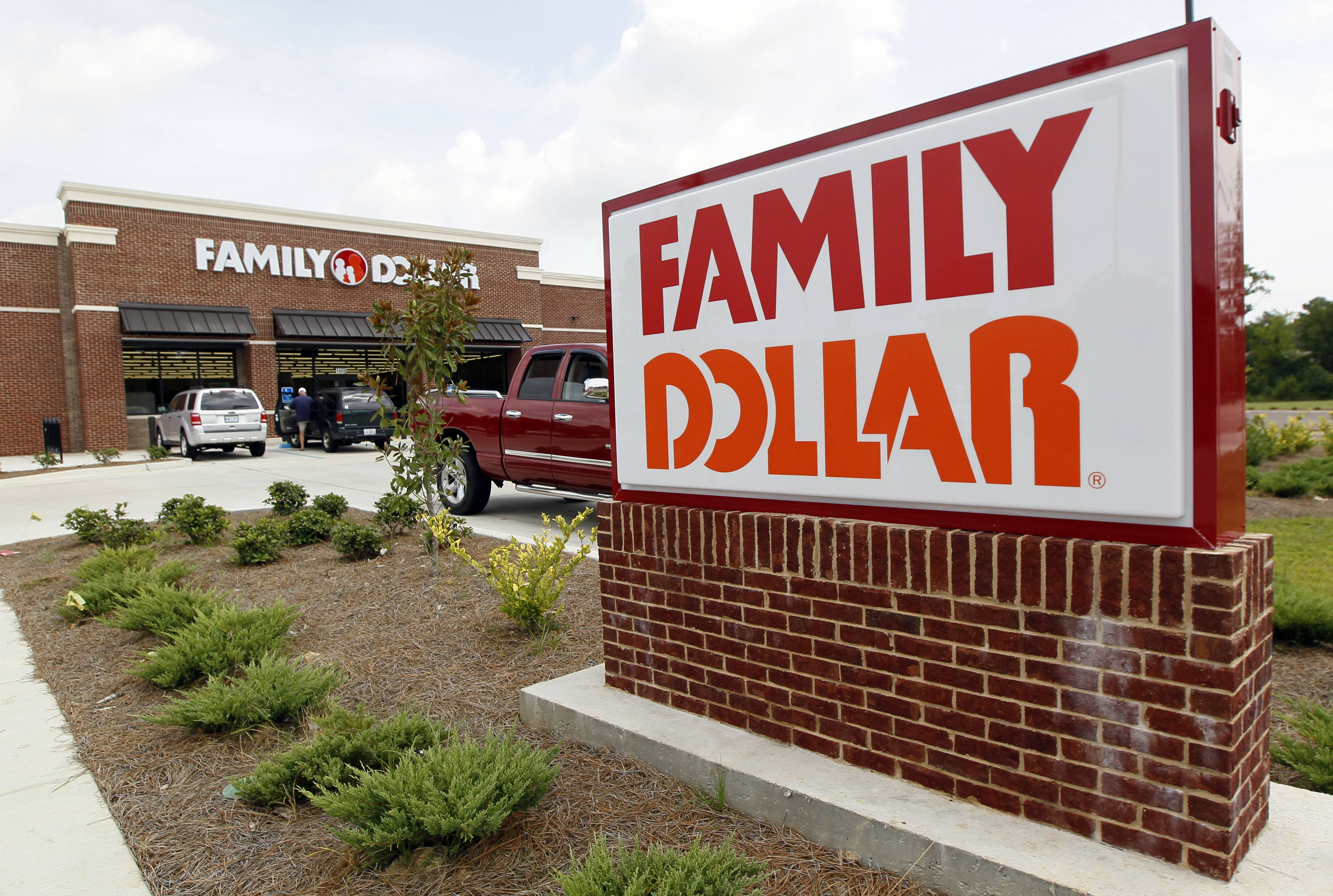 Family Dollar Stores Inc. spurned a $9 billion offer from Dollar General Corp. in favor of a lower bid from Dollar Tree Inc., saying it was concerned the Dollar General deal wouldn't be able to pass antitrust hurdles.