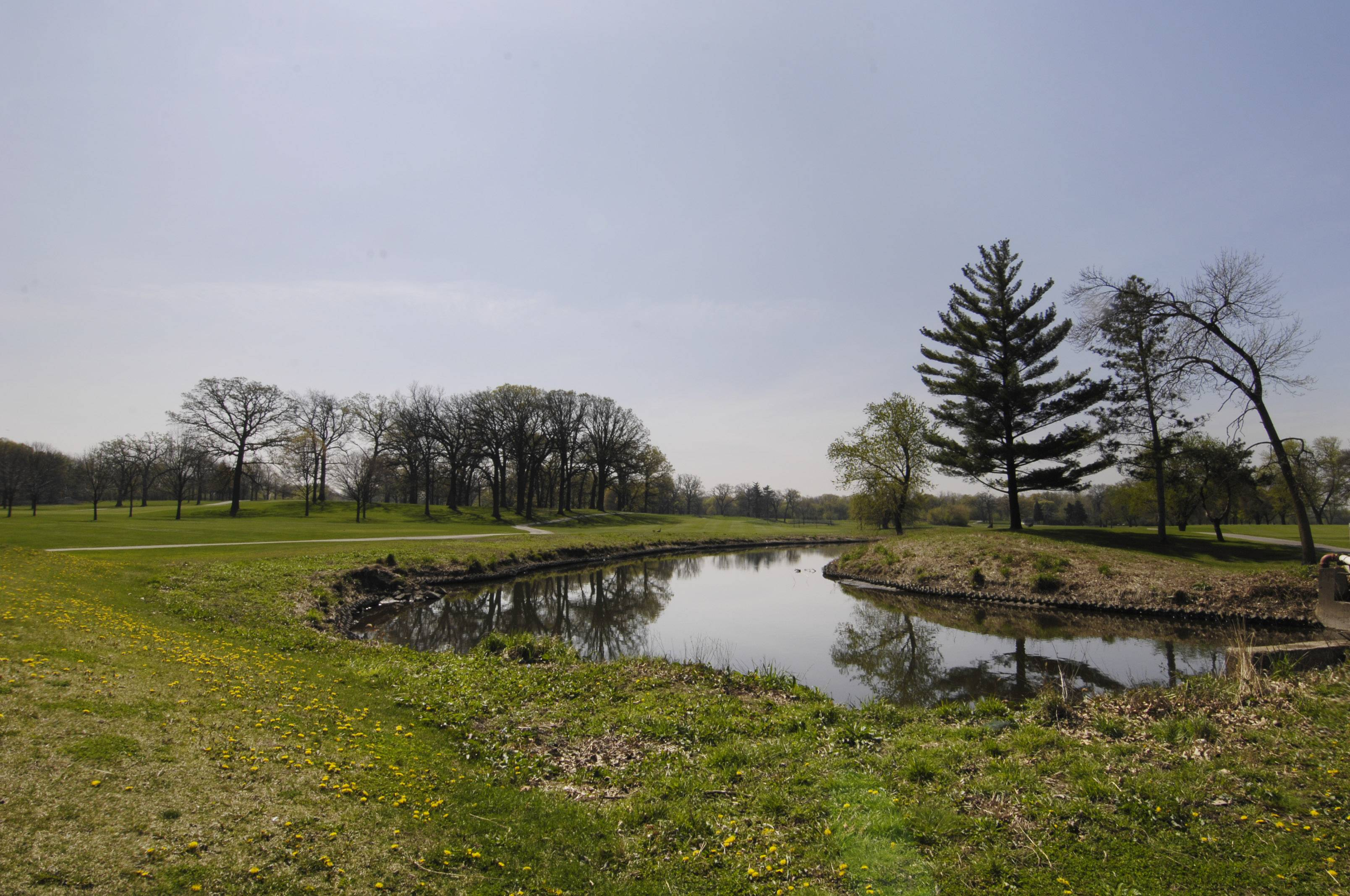 Work is expected to start next summer on a project to address flooding and improve the overall environmental quality of Oak Meadows Golf Preserve in Addison.