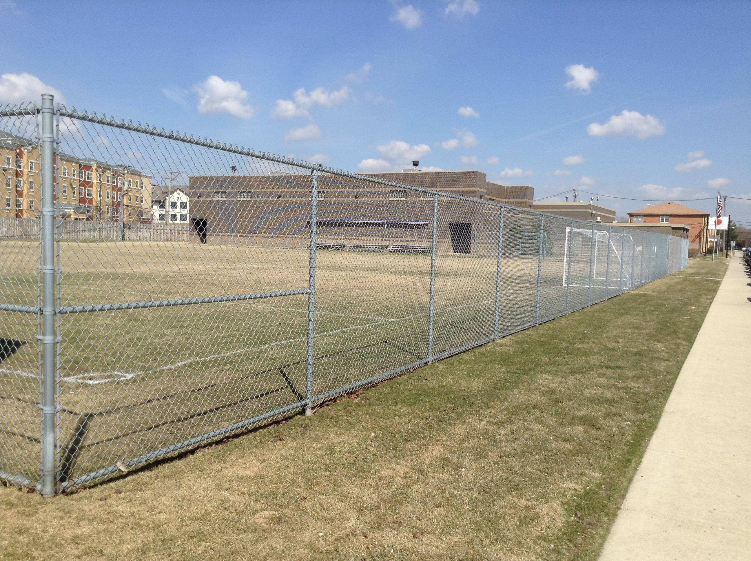 Field turf project next to Rosemont rec center begins this week