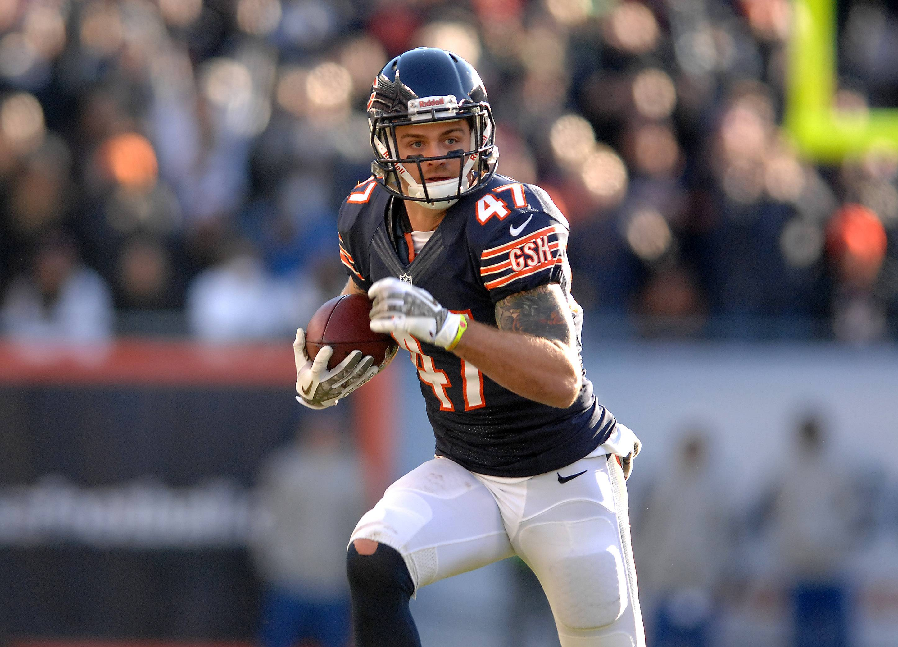Safety Chris Conte is expected to see his first preseason action Friday night when the Bears visit the Seahawks.