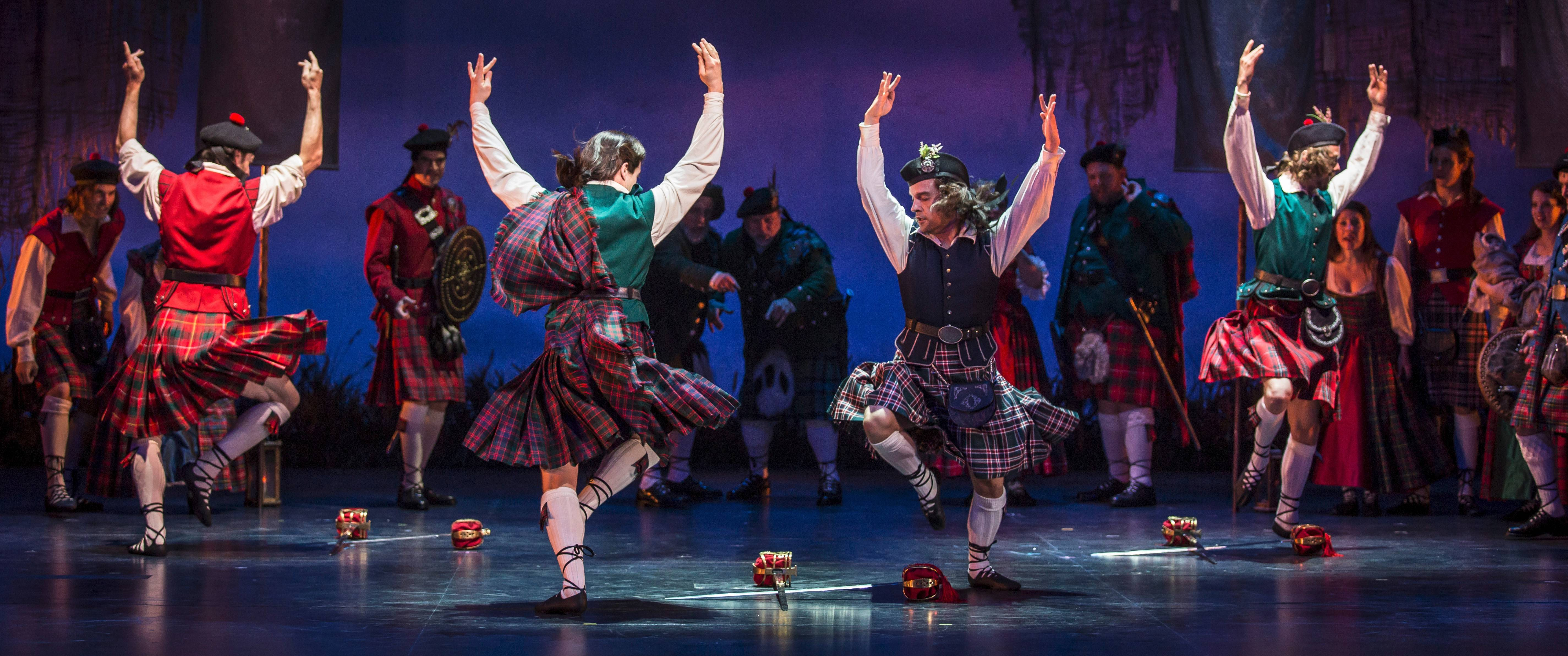 "Goodman Theatre's revival of the Alan J. Lerner/Frederick Loewe musical ""Brigadoon,"" the first major revival in 34 years, received nine Joseph Jefferson Award nominations, including two for director/choreographer Rachel Rockwell in her Goodman directing debut."