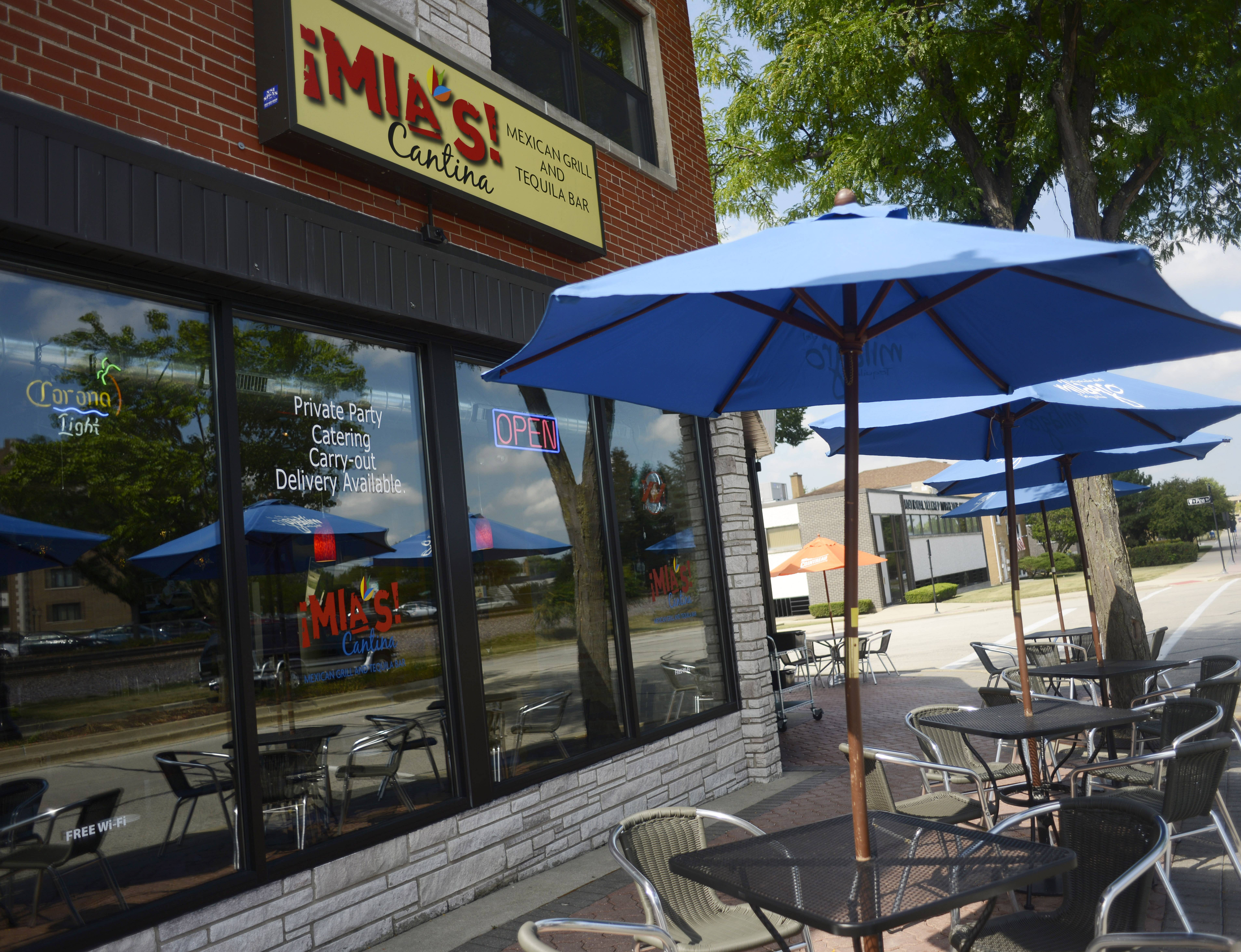 Mia's Cantina in downtown Mount Prospect will be one of the participating venues in the Summer Slide Pub Crawl, the new event organized by the Mount Prospect Downtown Merchants Association.