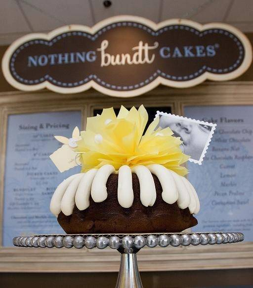 Nothing Bundt Cakes A Bakery Specializing In The Traditional Dessert Treat With Distinctive Ringed