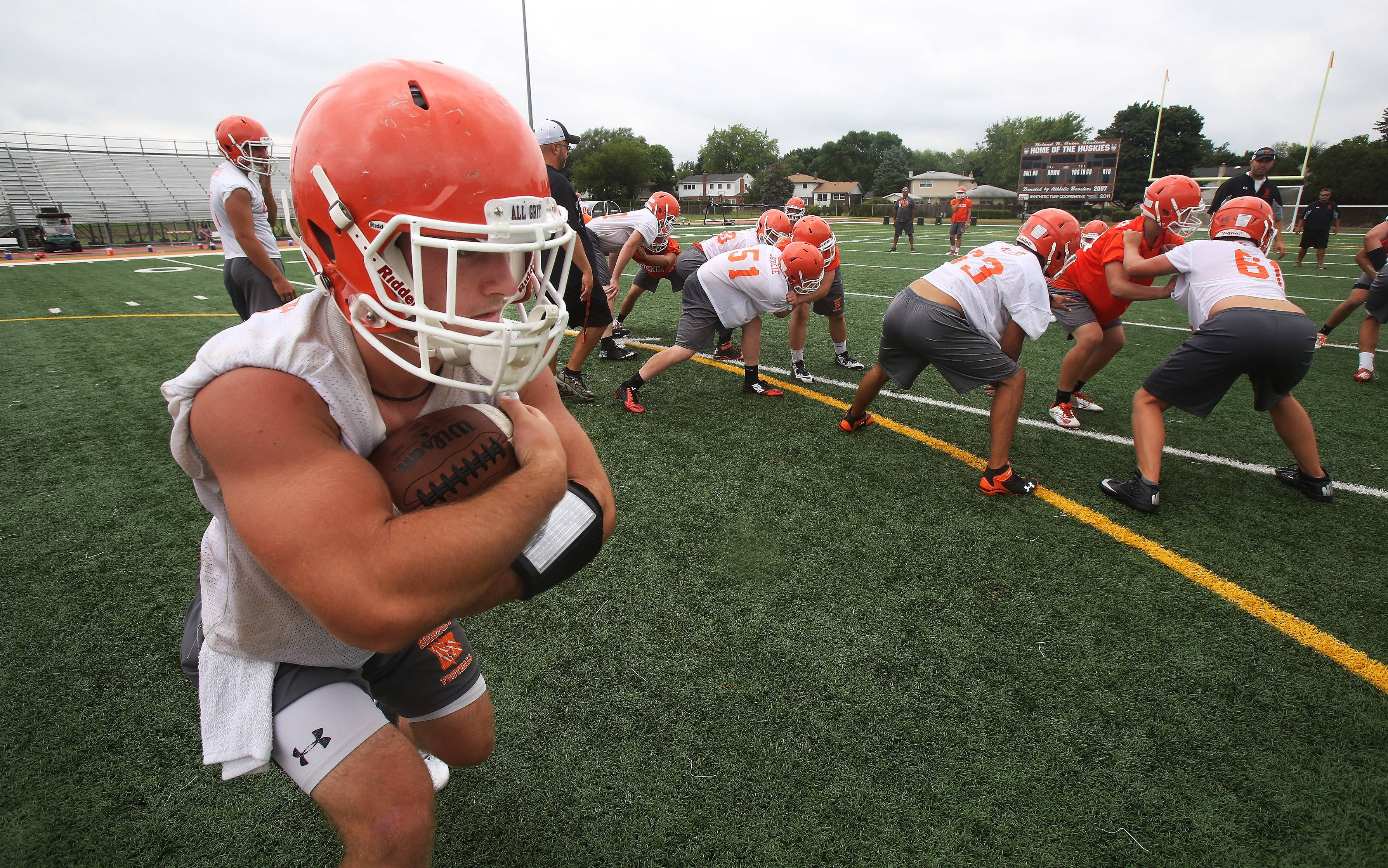 Hersey hoping to stay on top