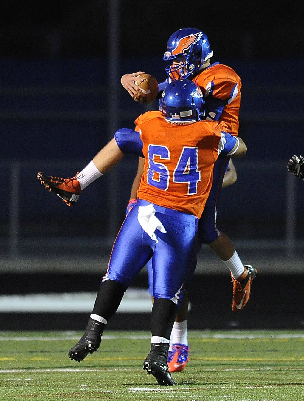 Hoffman Estates has experience on its side