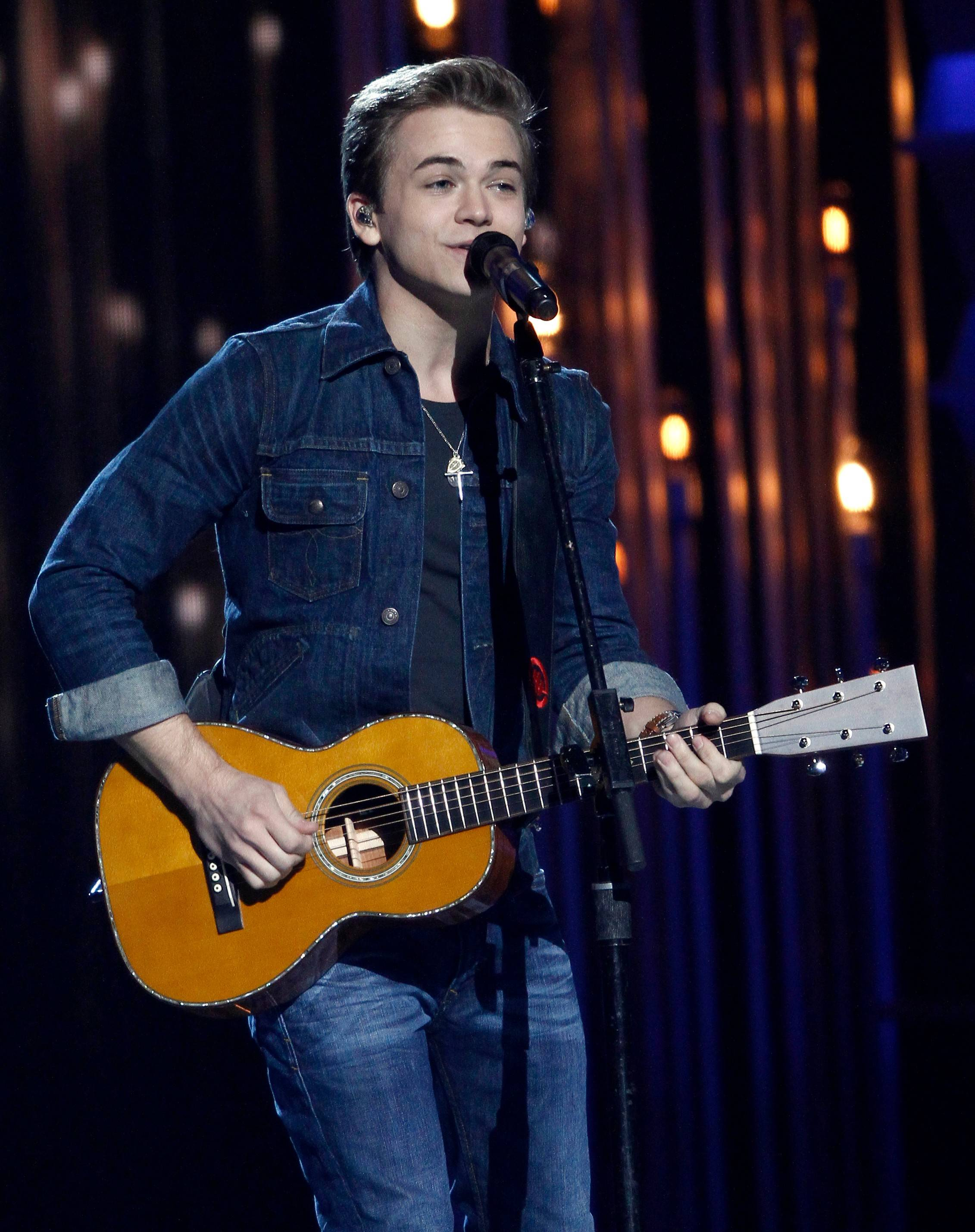 Country artist Hunter Hayes brings his Tattoo (Your Name) Tour to the Sears Centre Arena in Hoffman Estates on Friday, Nov. 21.