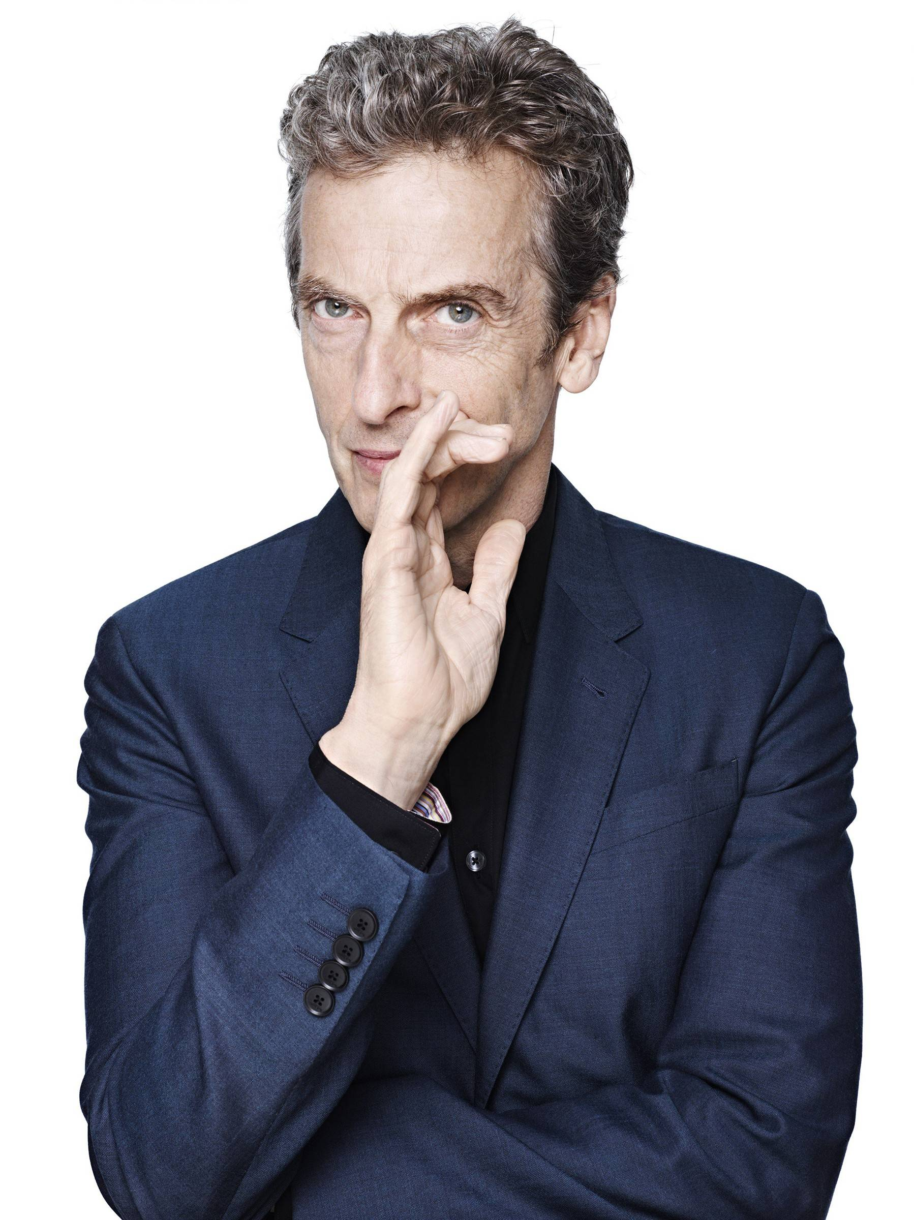"Peter Capaldi — the 12th and newest Doctor — makes his debut when ""Doctor Who"" returns Saturday to BBC America."