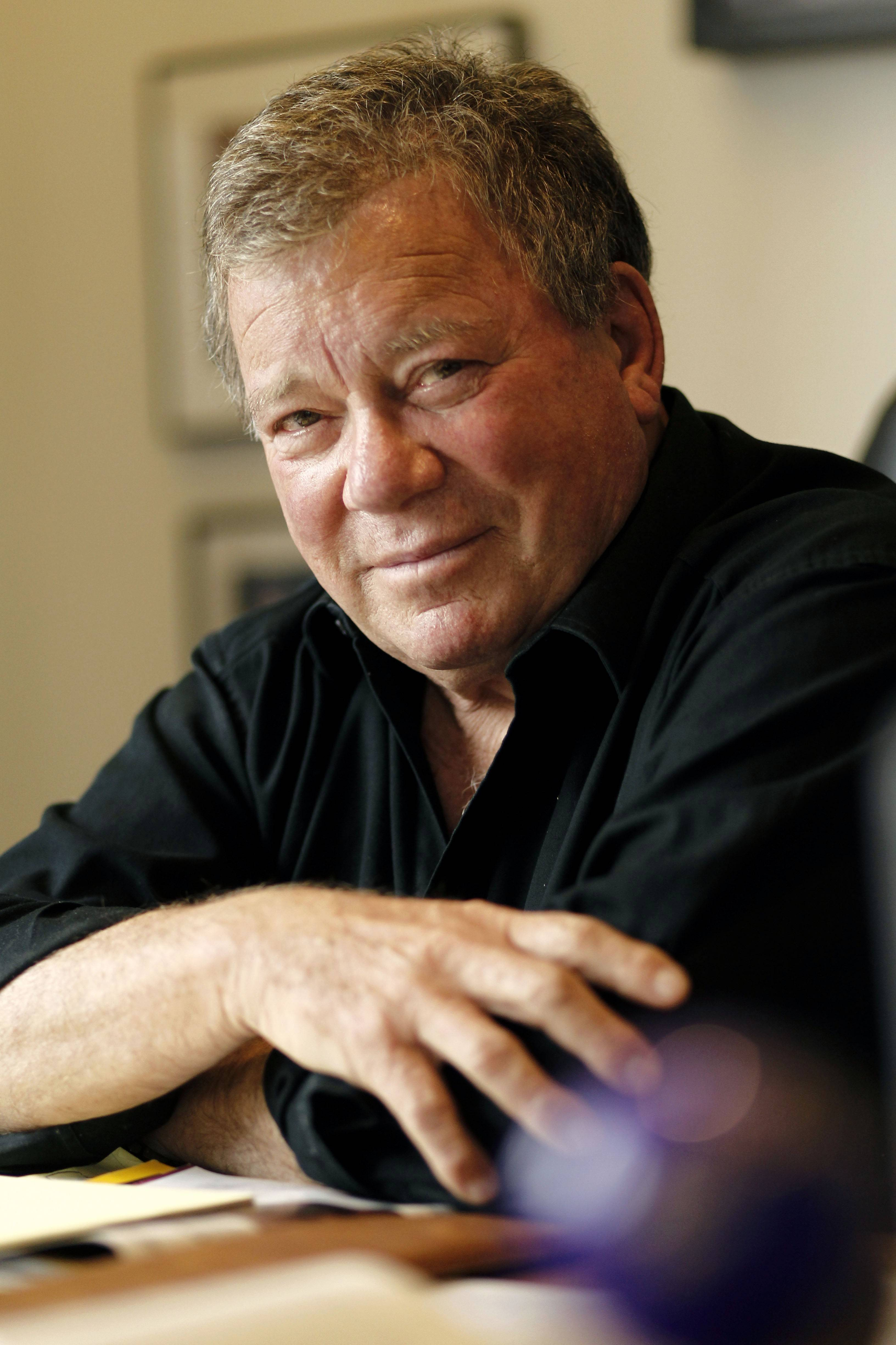 William Shatner is among the stars making appearances at Wizard World Chicago Comic Con in Rosemont this weekend.