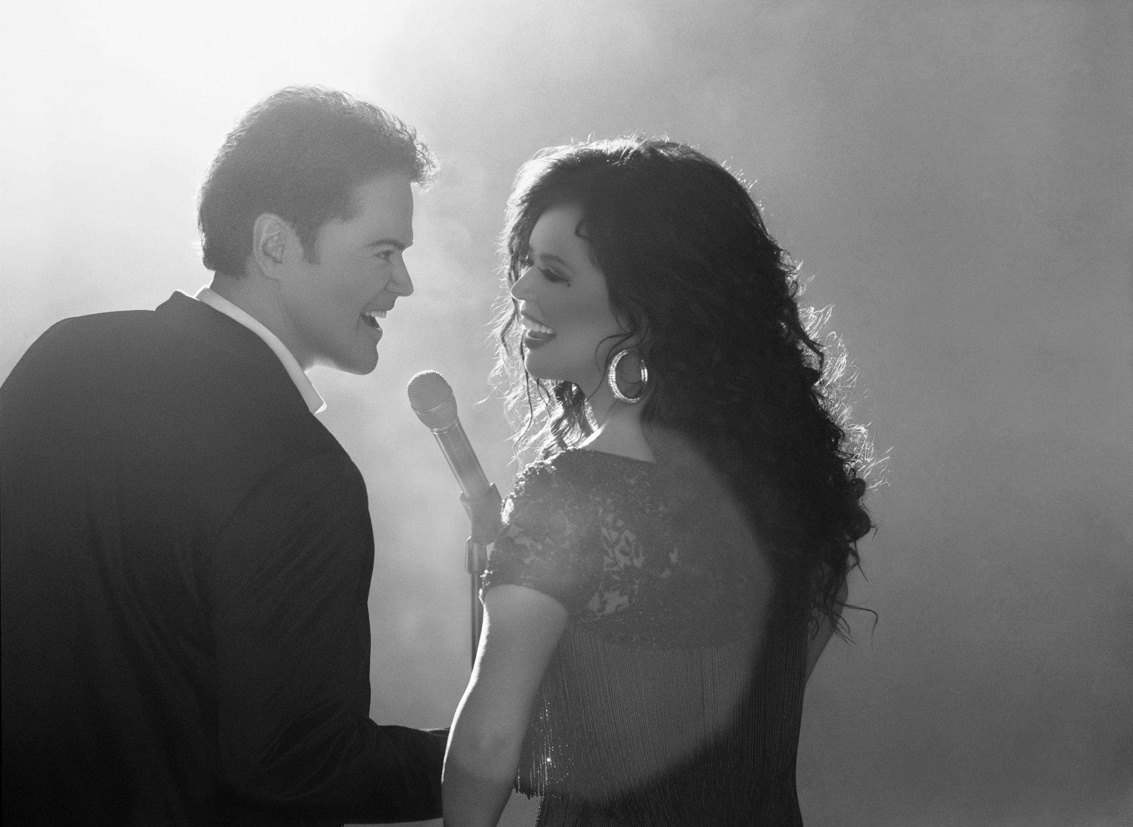 Donny and Marie Osmond bring their tour to Aurora's Paramount Theatre.
