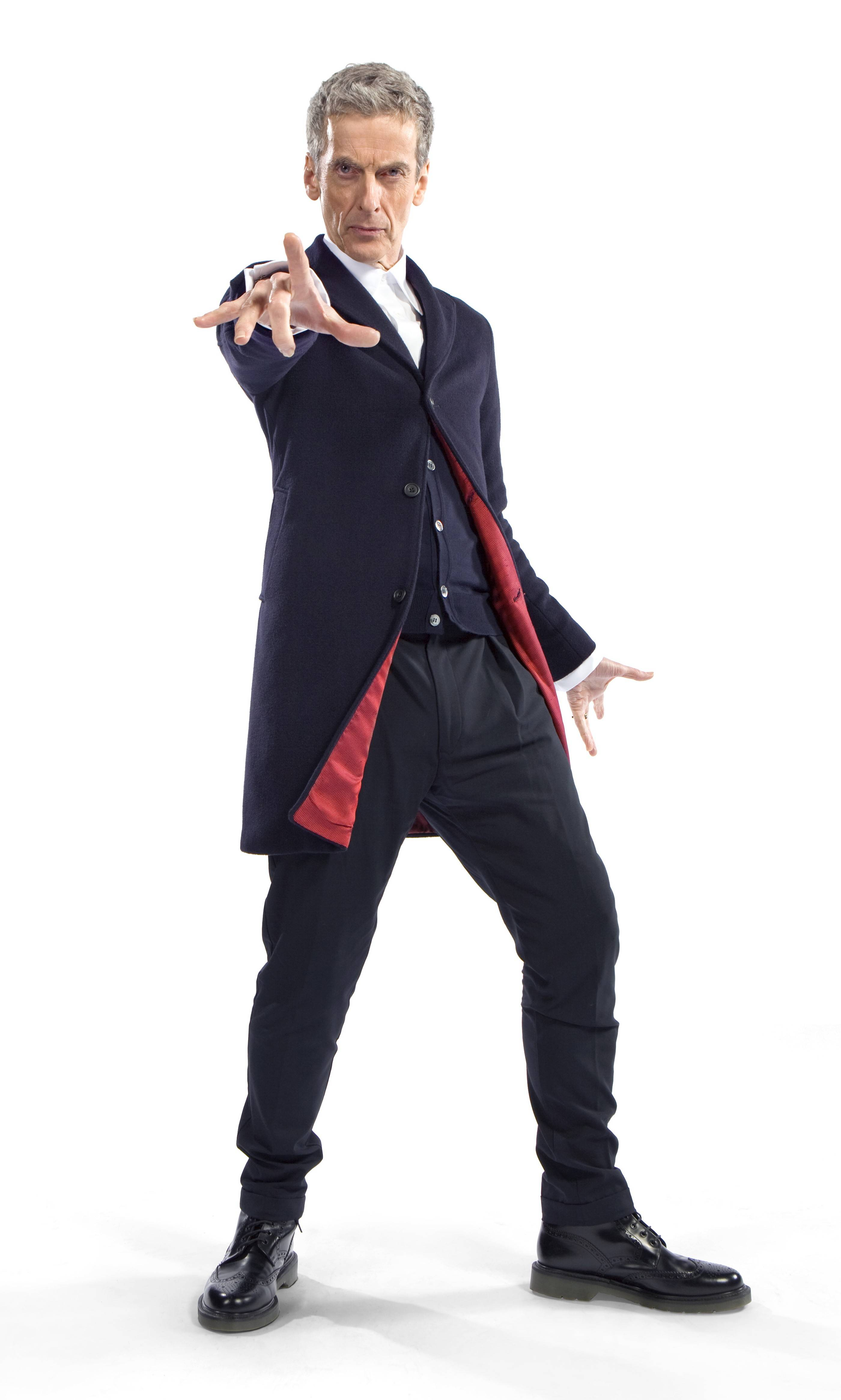 "Peter Capaldi -- the 12th and newest Doctor -- makes his debut when ""Doctor Who"" returns Saturday to BBC America."