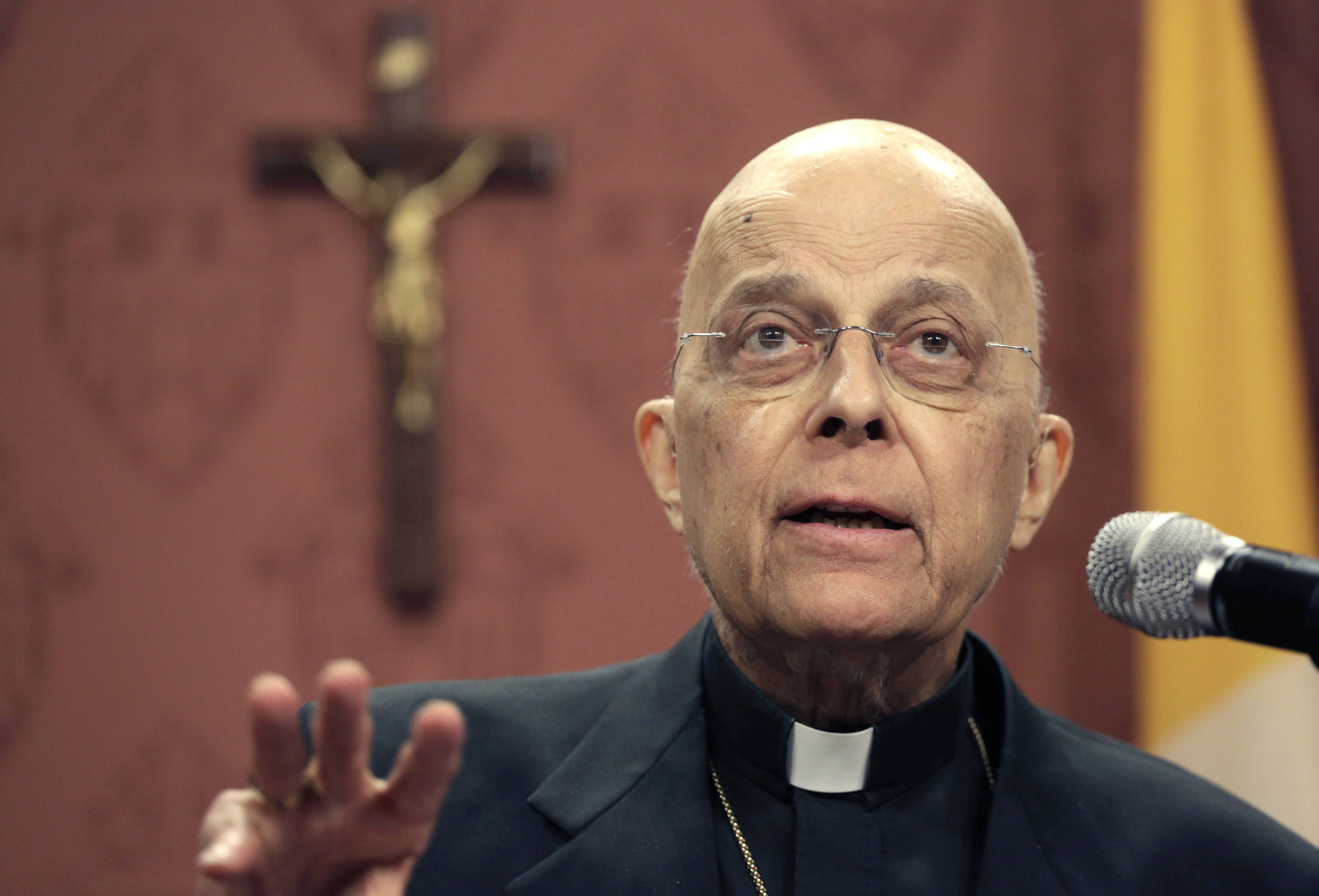 Chicago Cardinal Francis George is trying an experimental drug to treat his cancer.