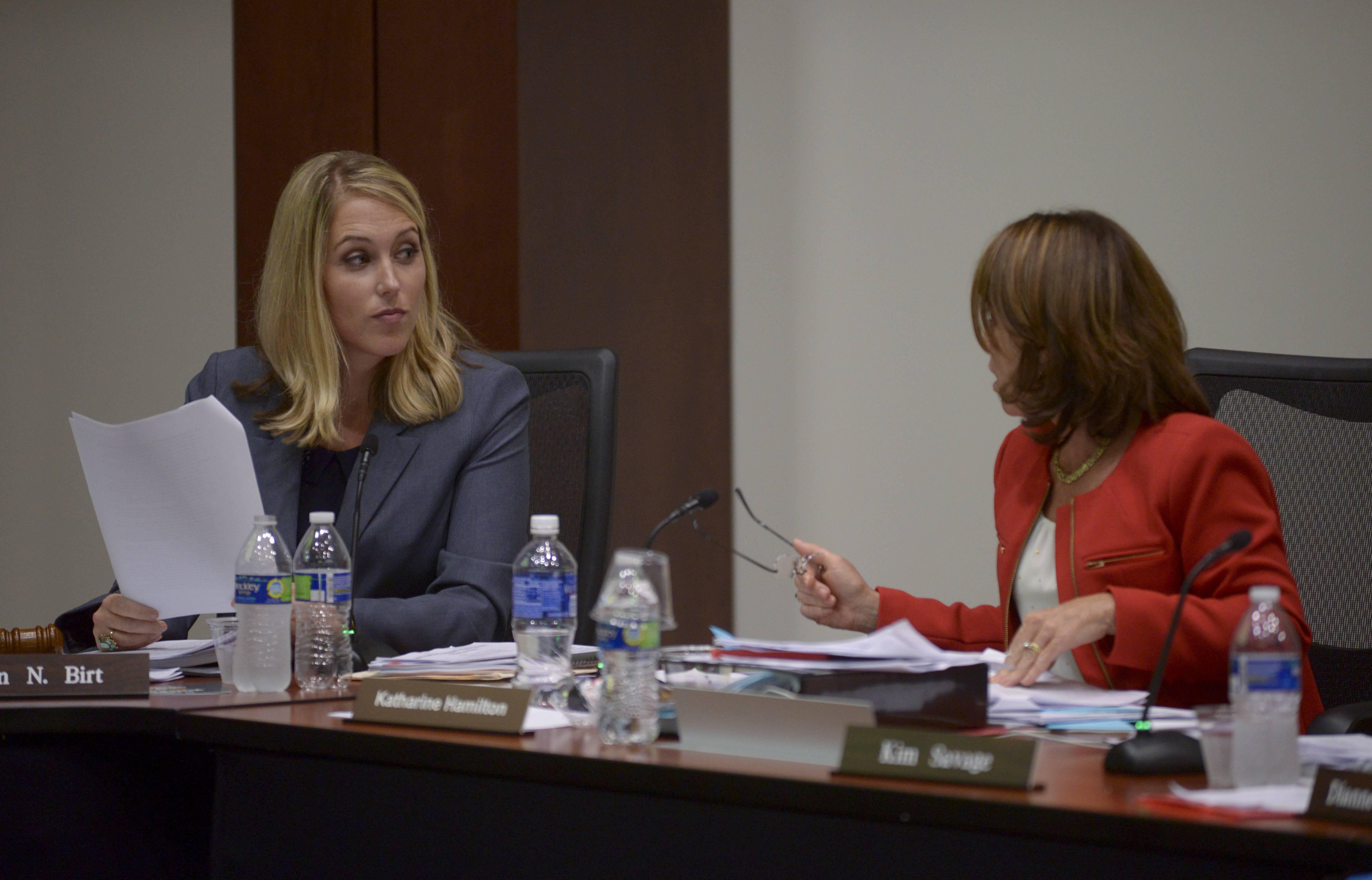 College of DuPage board: Trustee embarrassed members