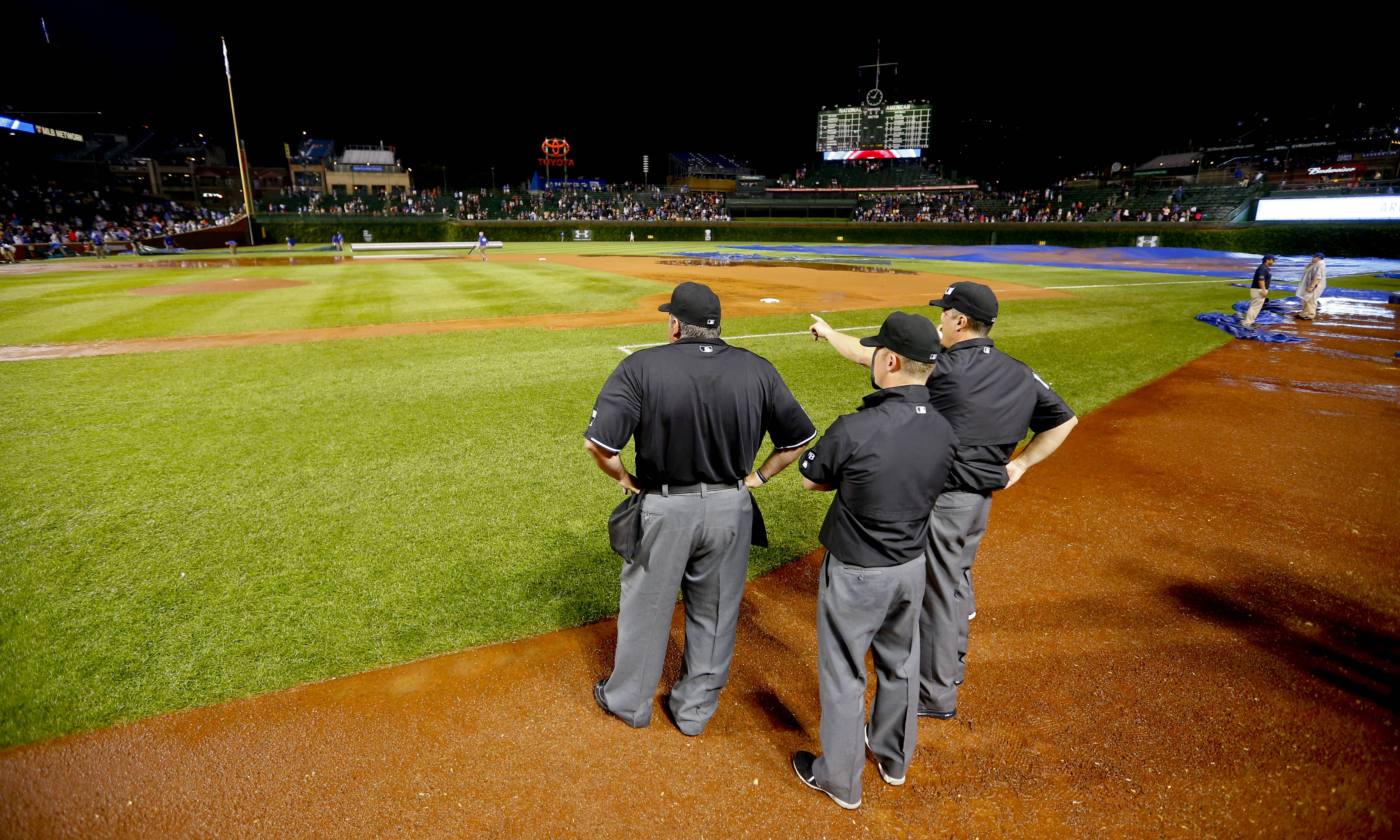 Baseball officials got it right by upholding Giants' protest