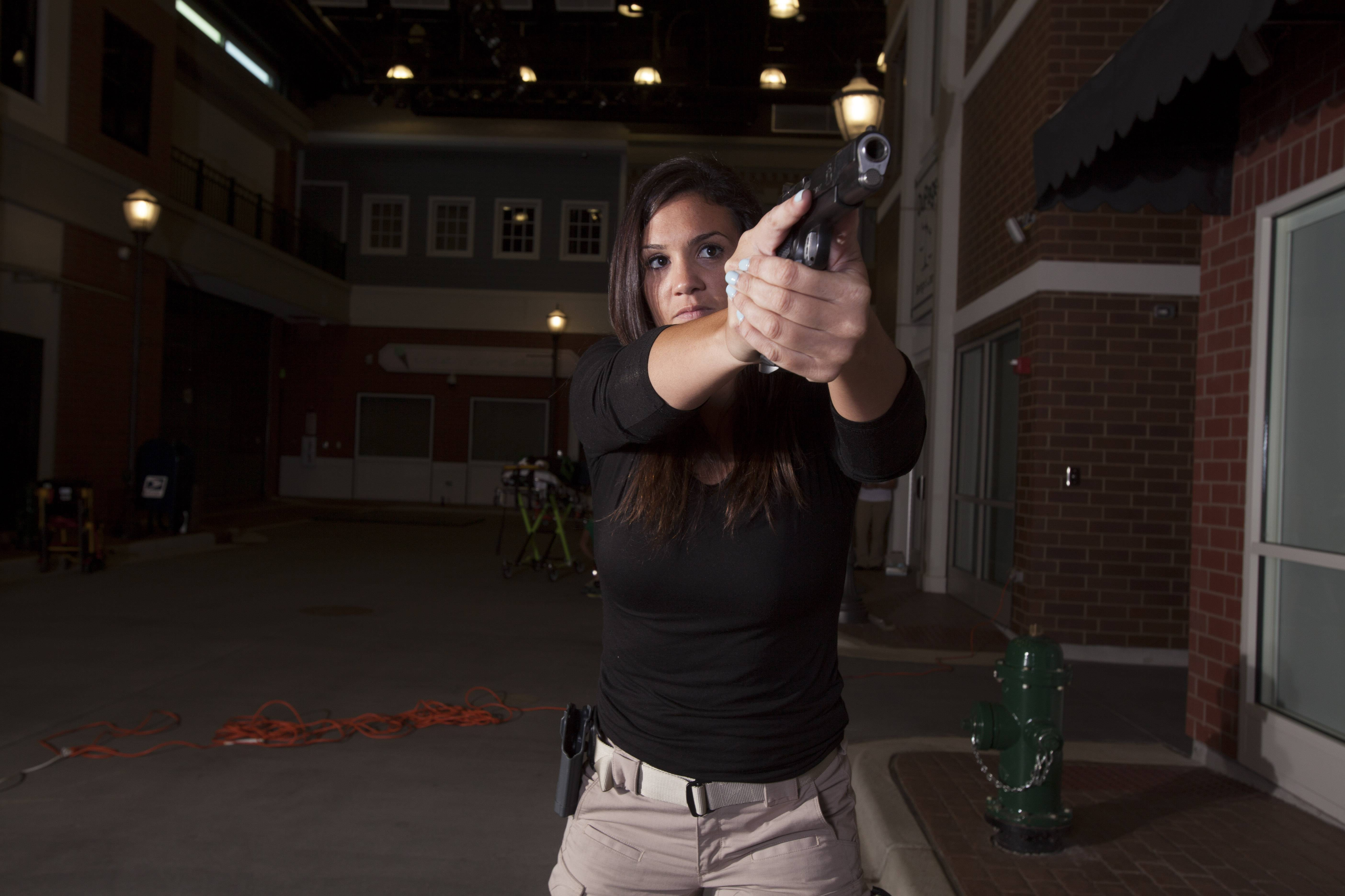 The College of DuPage's Homeland Security Training Institute has added a concealed carry class designed to meet and surpass requirements for obtaining a Concealed Carry License.