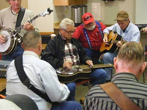 There will be a whole lotta picking at the National Old Time Country Bluegrass Festival Aug. 25-31 in LeMars, Iowa.