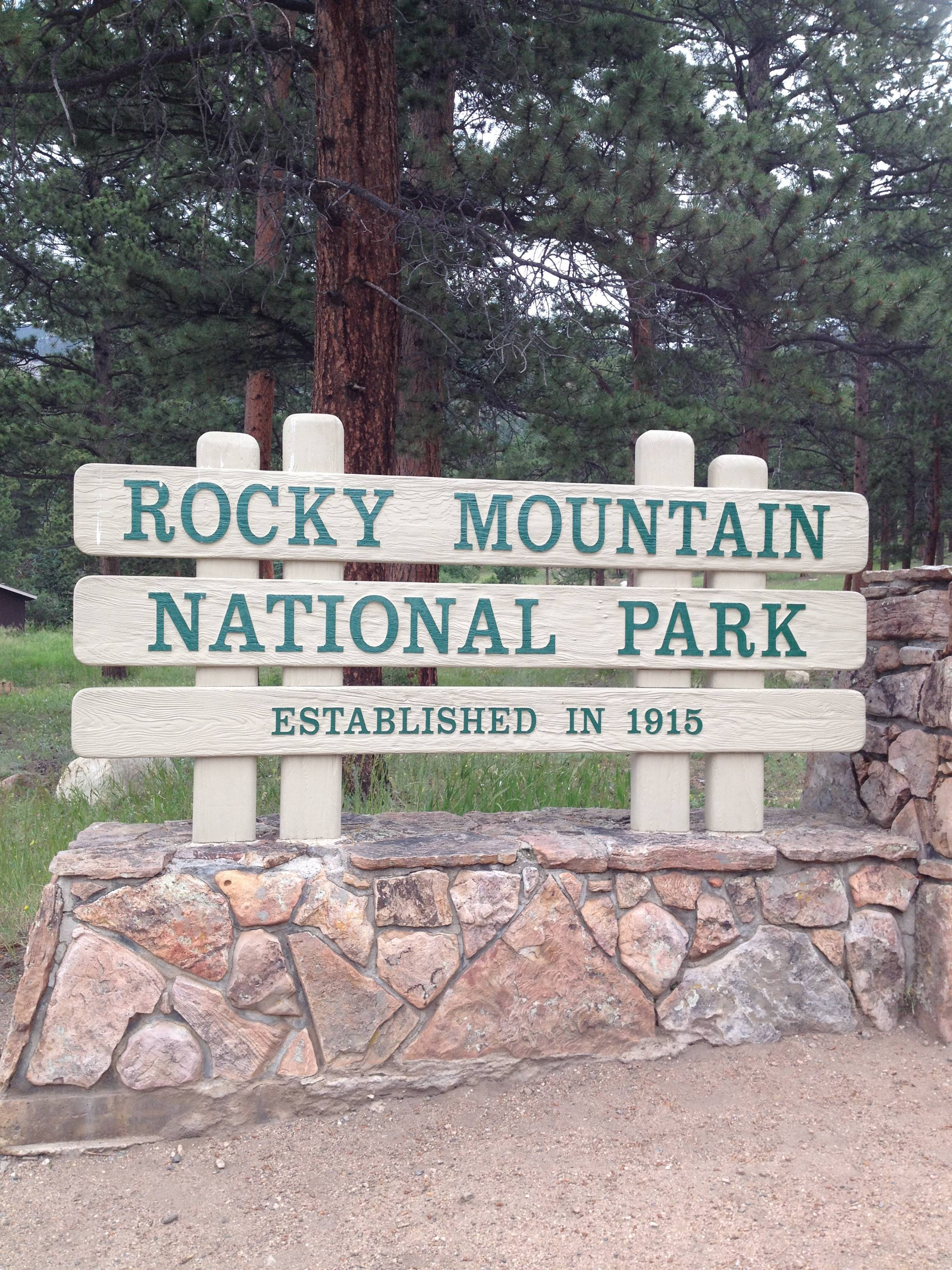 Rocky Mountain National Park in Colorado is launching a yearlong celebration of its centennial in September.