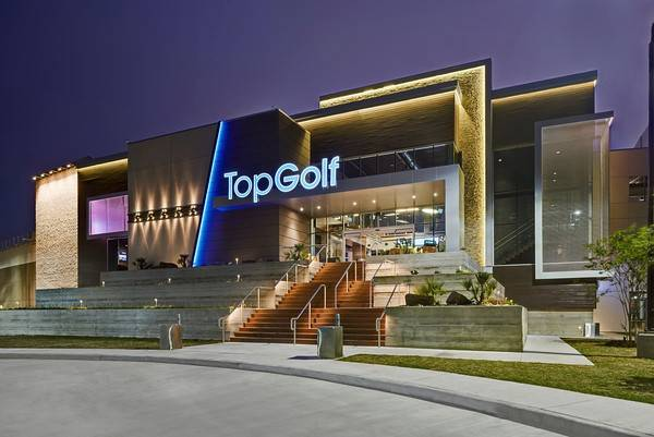 Topgolf is building its second suburban location at the northwest corner of I-88 and Route 59 in Naperville. The 65,000-square-foot golf entertainment venue is expected to open late next spring with 102 hitting bays on three floors.