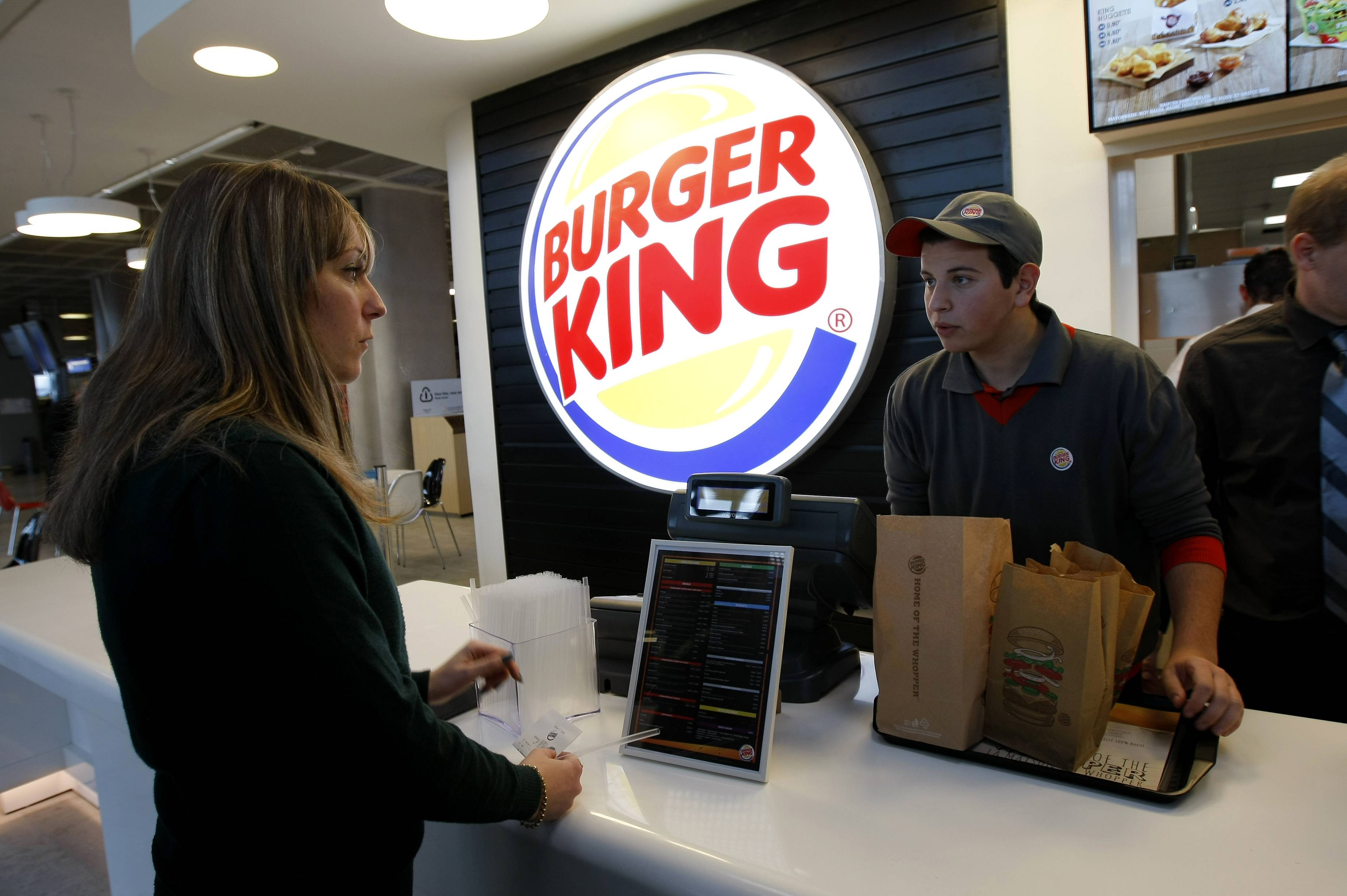 Burger King buying Tim Hortons for about $11B