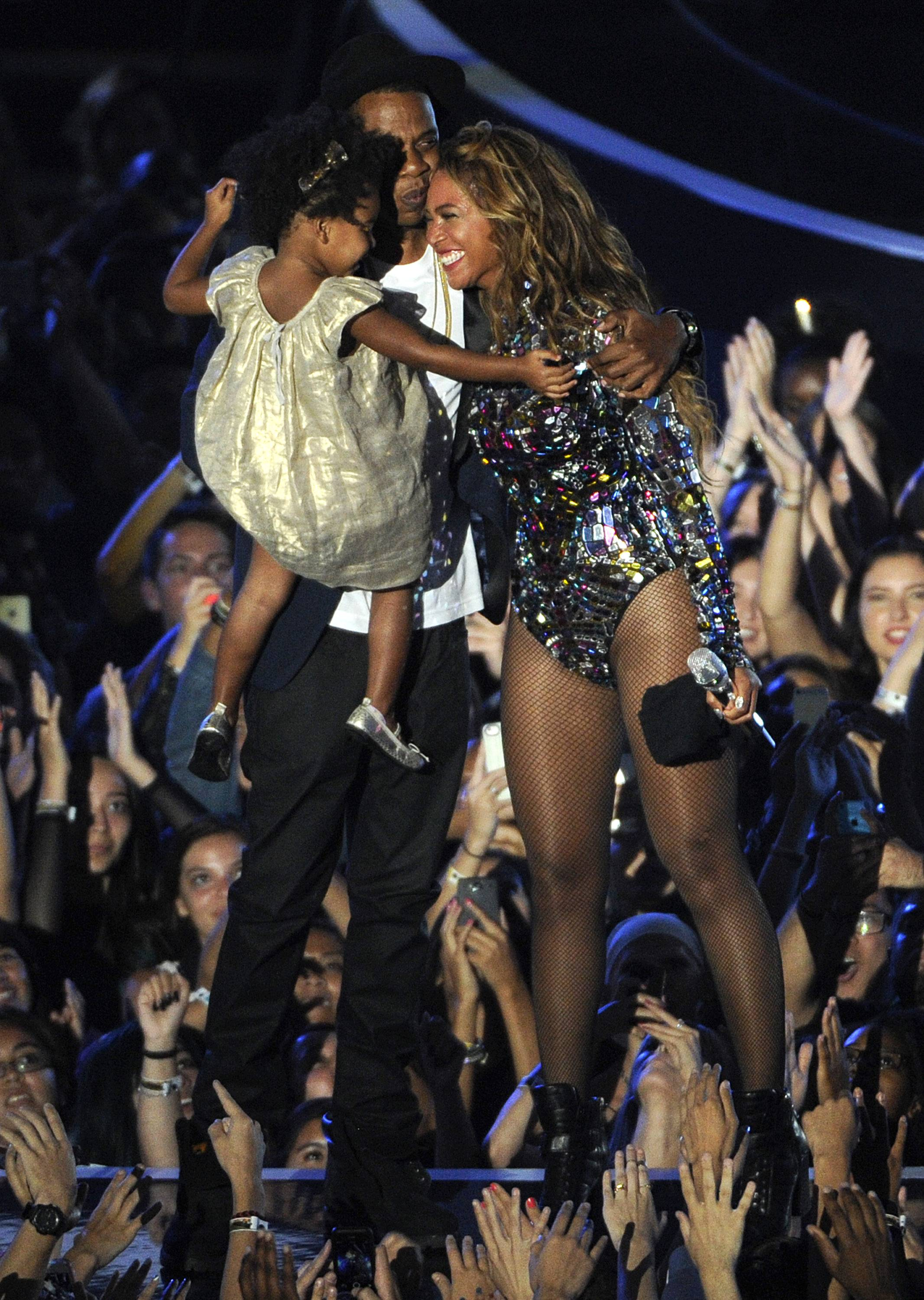 5 memorable VMA moments -- Beyonce and beyond