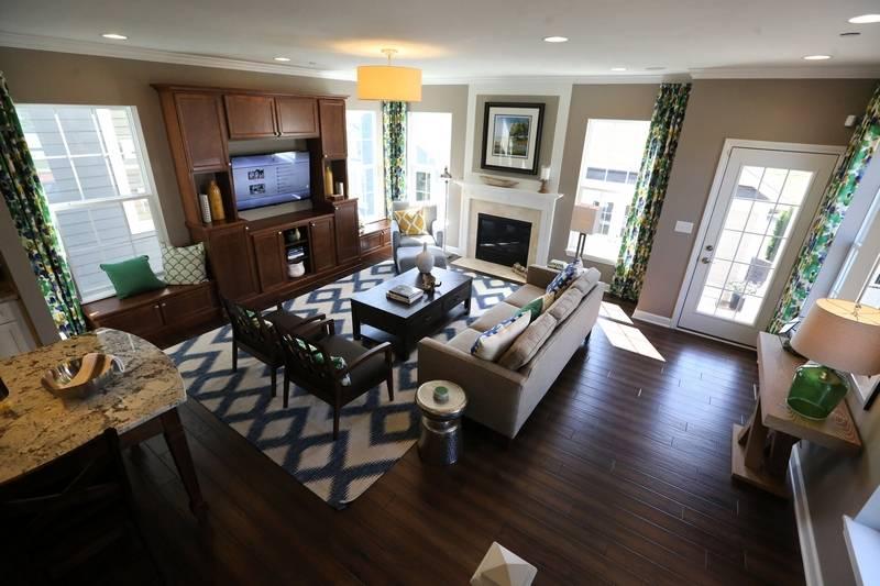 Chelsea Model Home Opens At Arlington Market