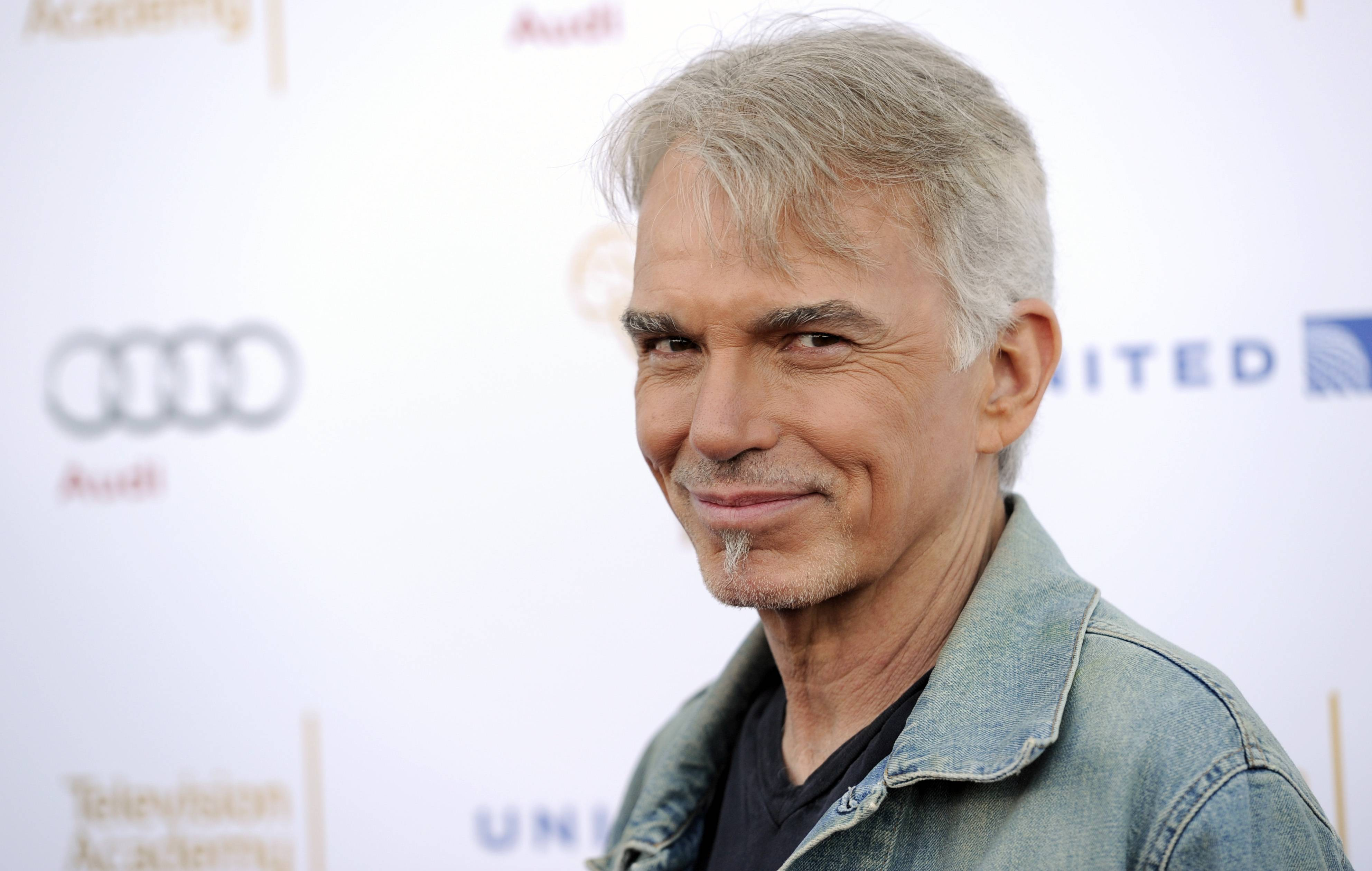 "Billy Bob Thornton, an Emmy nominee for Outstanding Lead Actor in a Miniseries or Movie for ""Fargo,"" says ""I look at it like, 'I'm already a loser,' and it's much easier,"" of Monday's Emmy Awards."