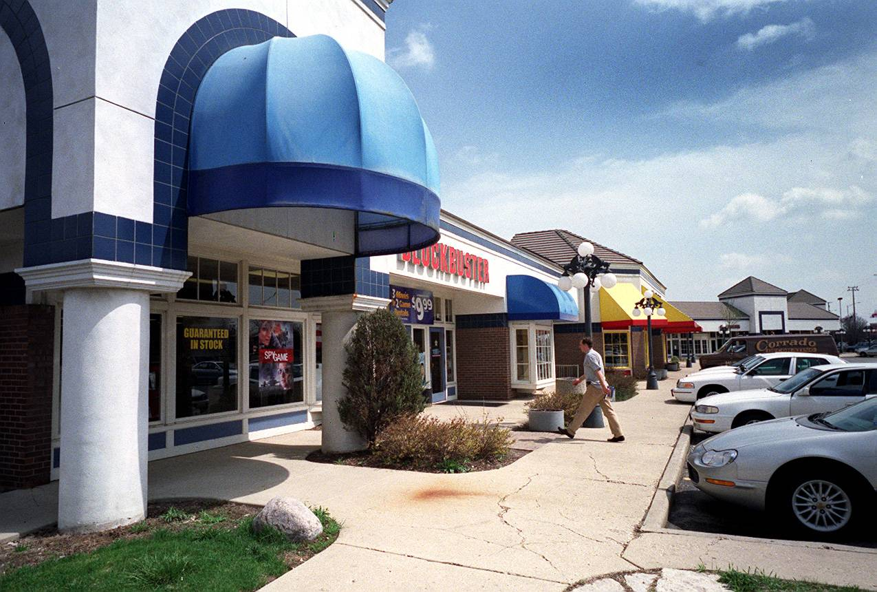 International Plaza in Arlington Heights is part of a TIF District that may be redeveloped under a new developer recommended by the village board's committee of the whole Monday night.