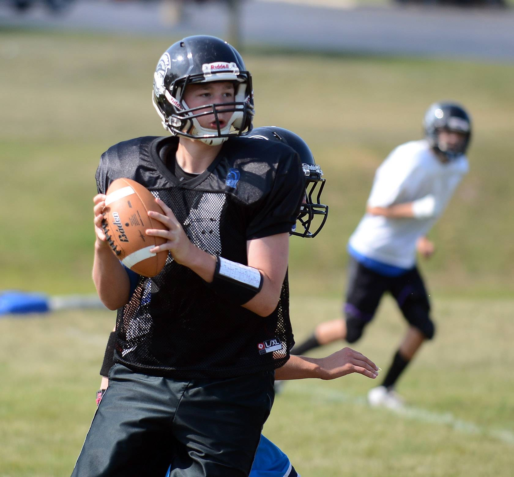 Quarterback Max Tucker is back to lead Westminster Christian in its second season of varsity football.