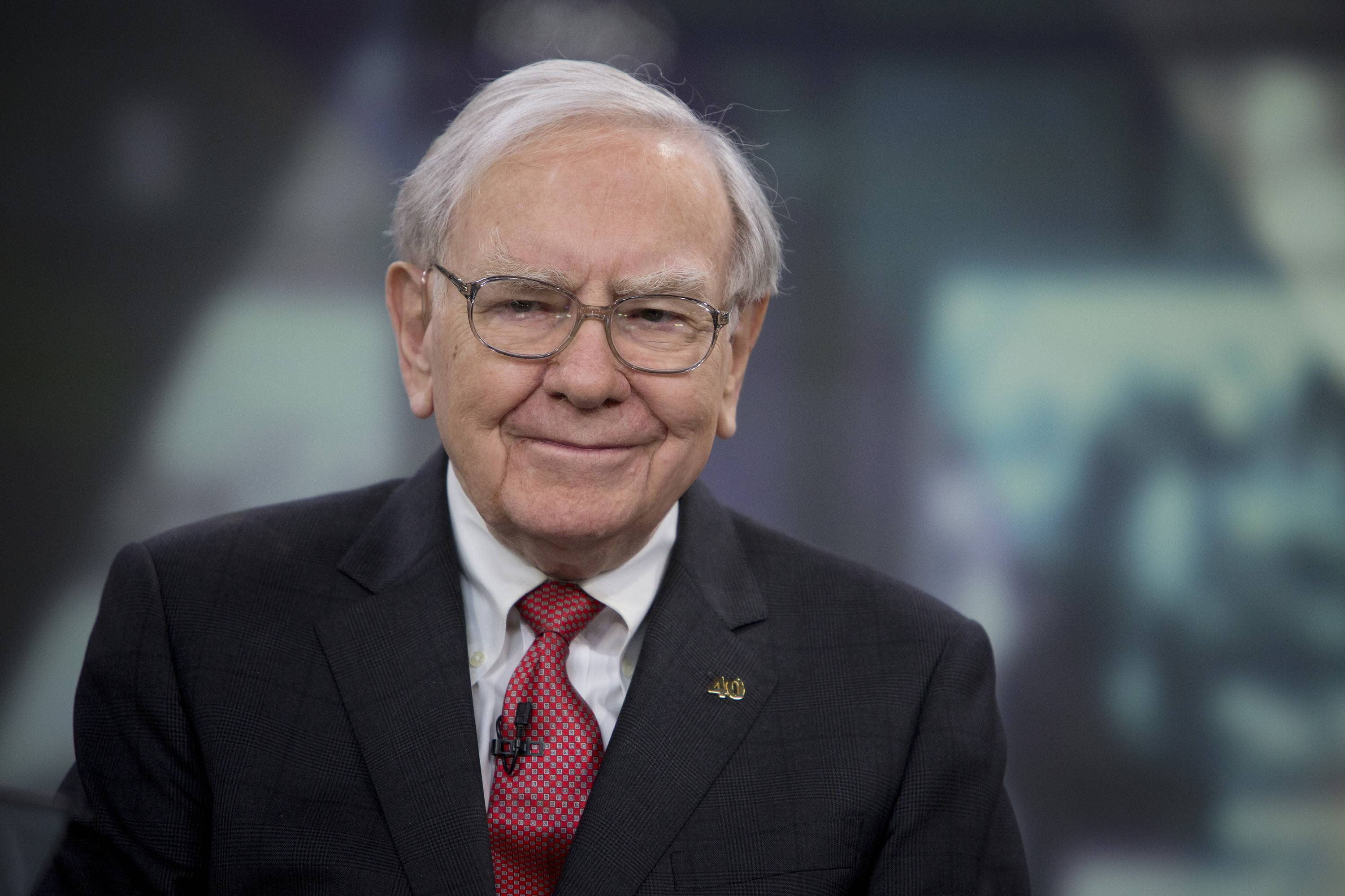 Warren Buffett, chairman and chief executive officer of Berkshire Hathaway Inc.Buffett got his entrepreneurial start at age 7, buying six-packs of Coke for a quarter, then hawking the beverages for a nickel apiece on hot summer nights.