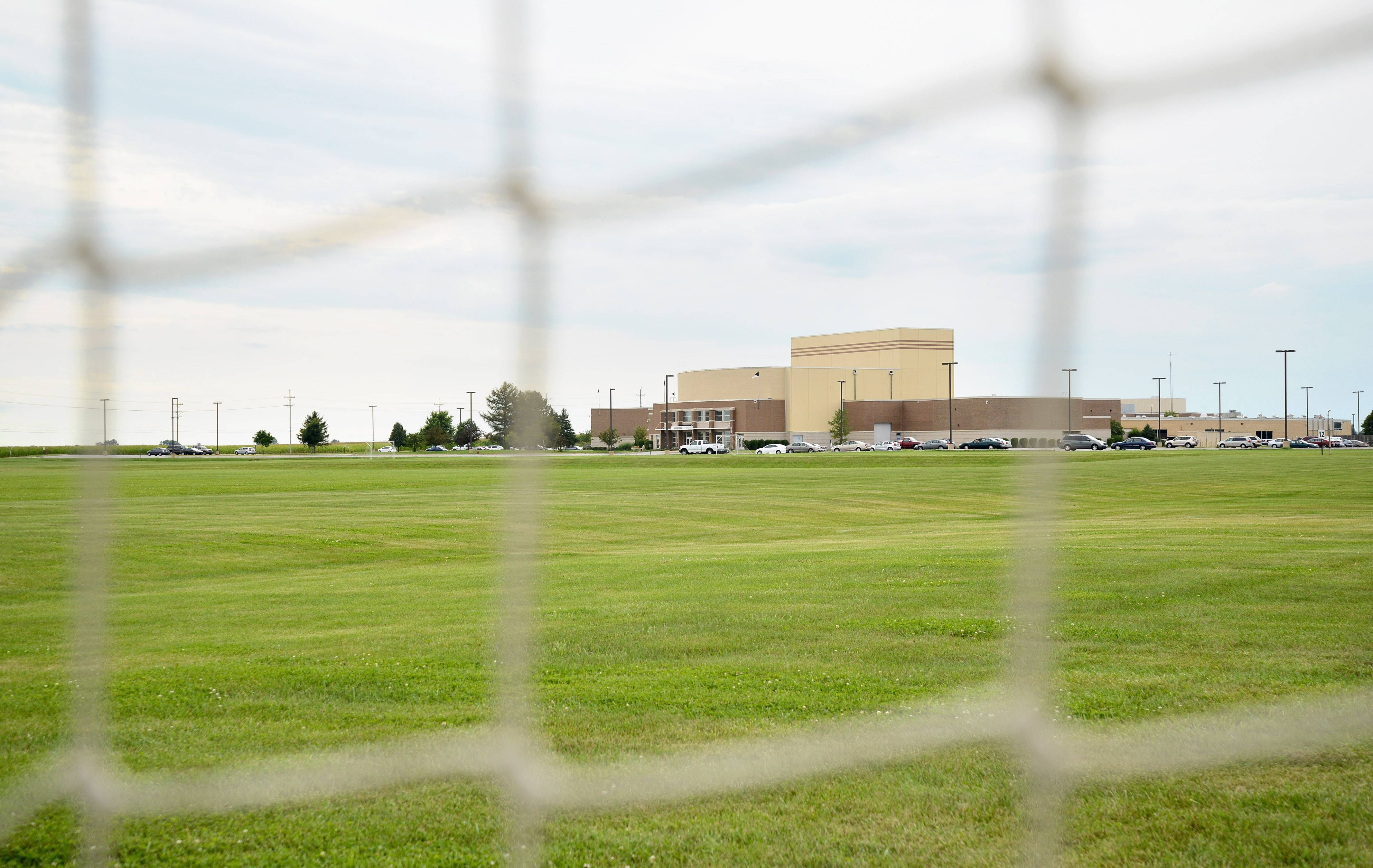 The Kaneland Youth Soccer Organization fields on Kaneland High School property, as well as fields farmed by the school's Future Farmers of America club, will be closed from September until mid-November, as TransCanada replaces three natural-gas transmission lines beneath the properties.
