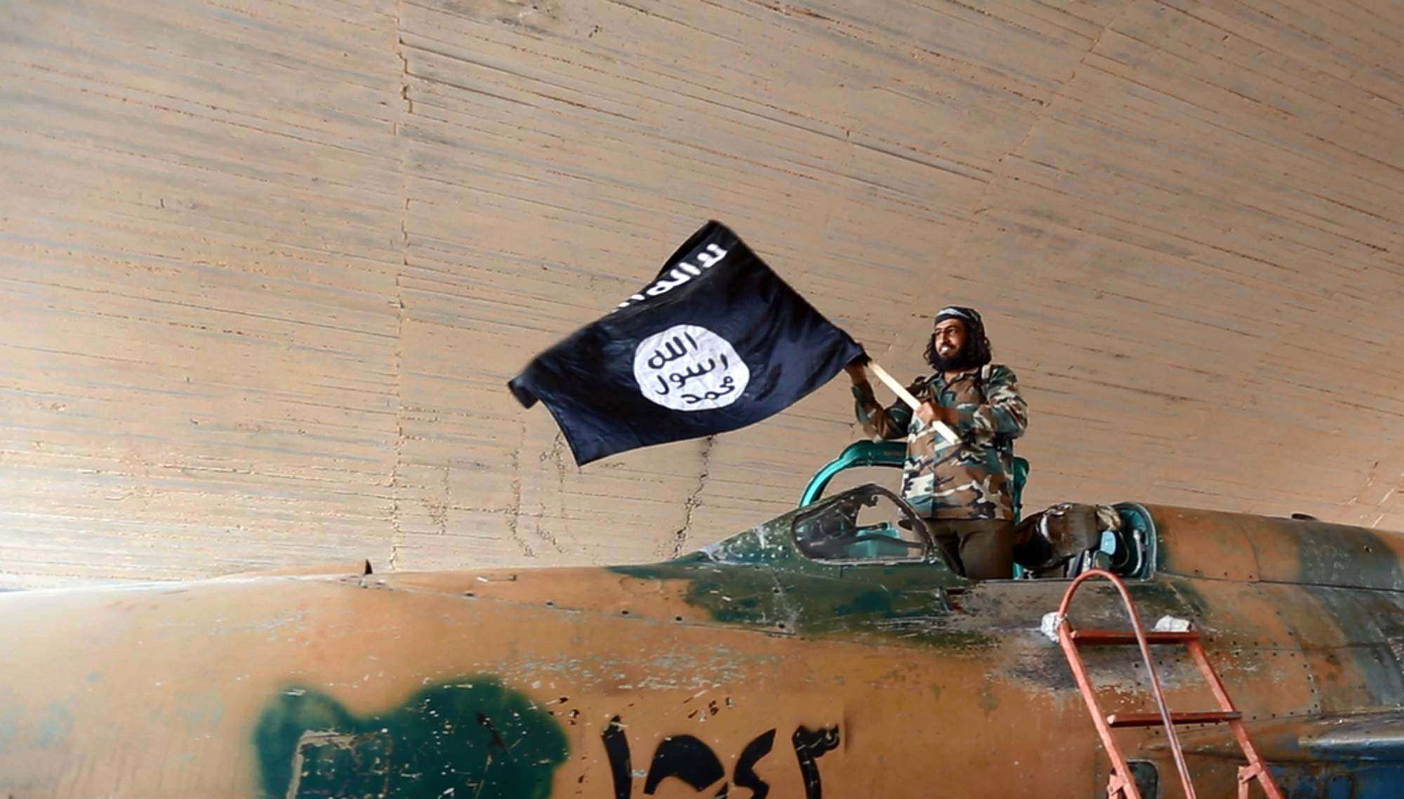 A look at the Islamic State militants in Syria