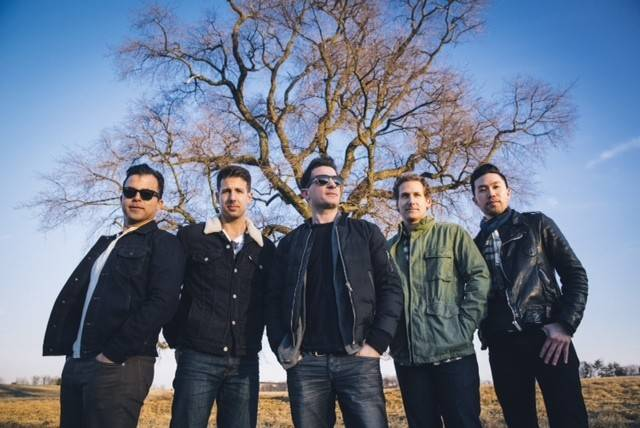 Courtesy of Naperville Jaycees O.A.R. will be the Saturday night headliner during the Last Fling festival in Naperville.