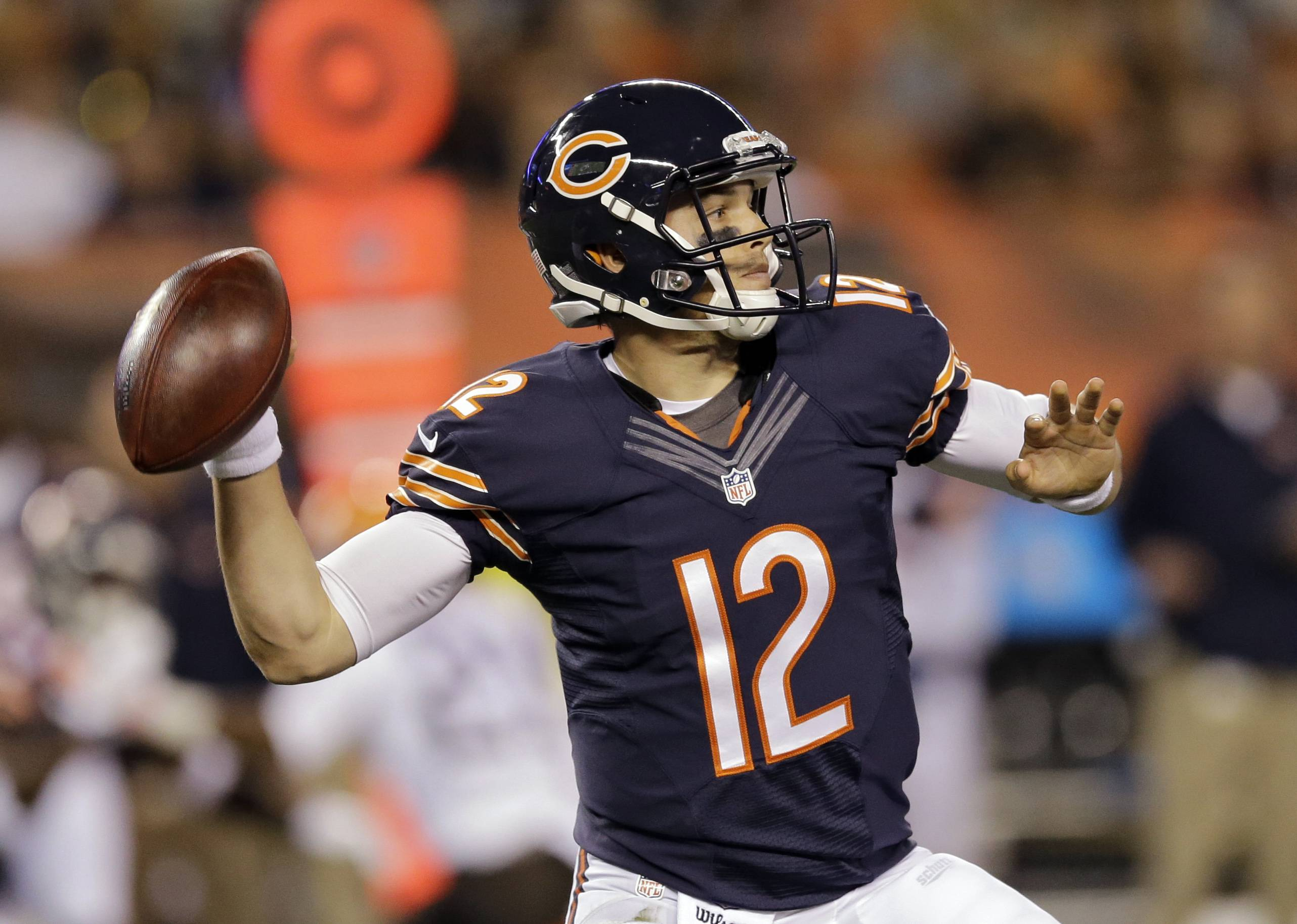 If the Bears are worried that another team would try to sign reserve quarterback David Fales, they may opt to keep him on their 53-man roster.