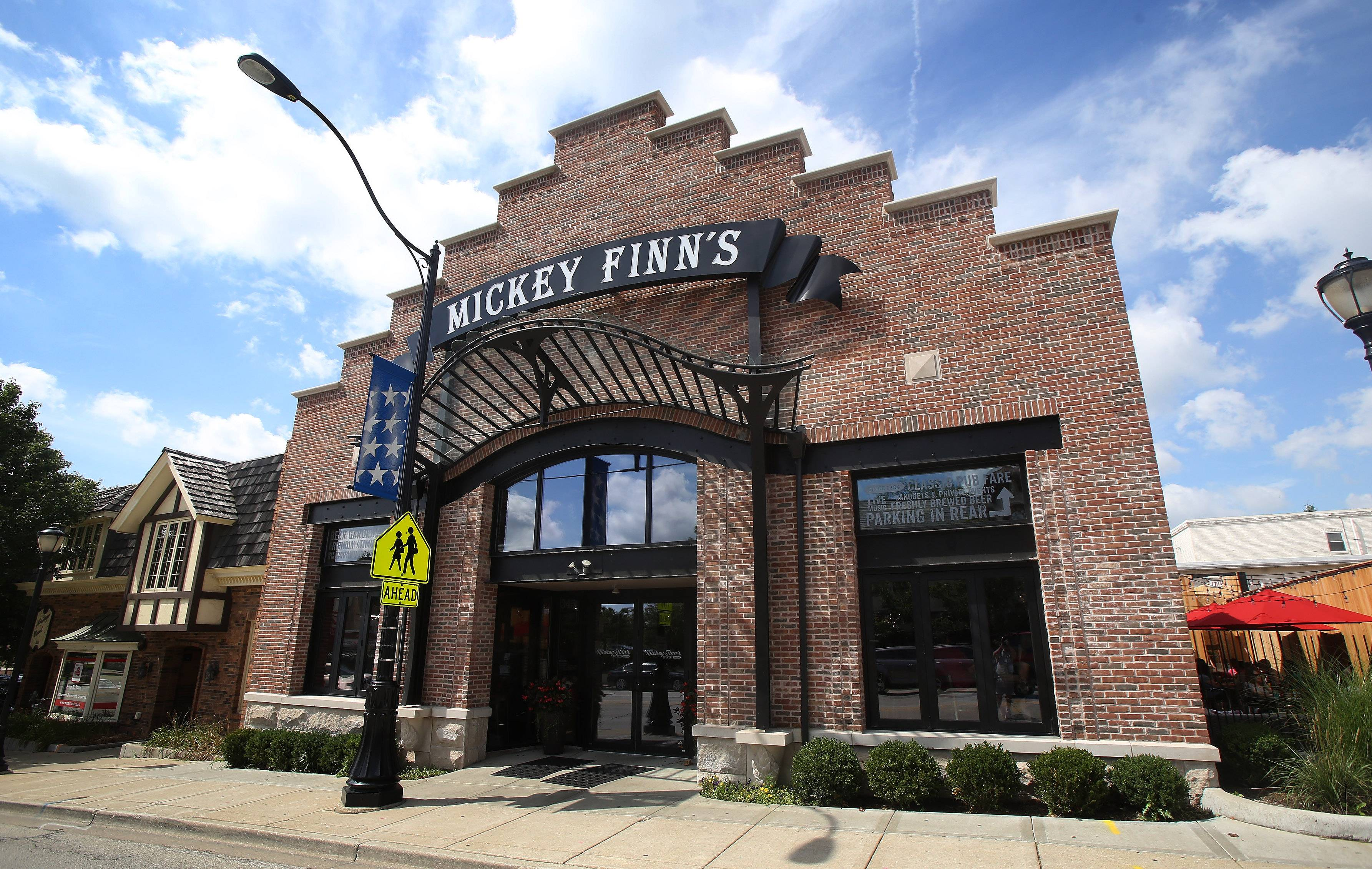 Mickey Finn's opened this summer at a new location in Libertyville.