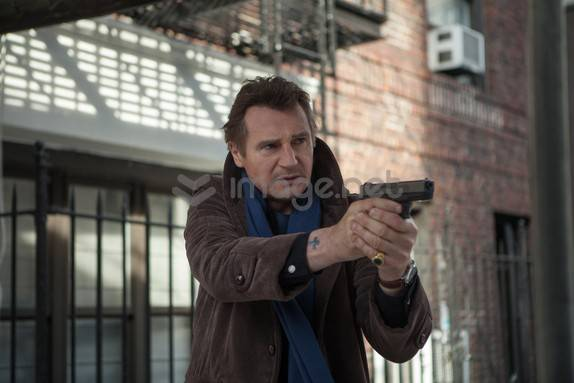 """A Walk among the Tombstones"""