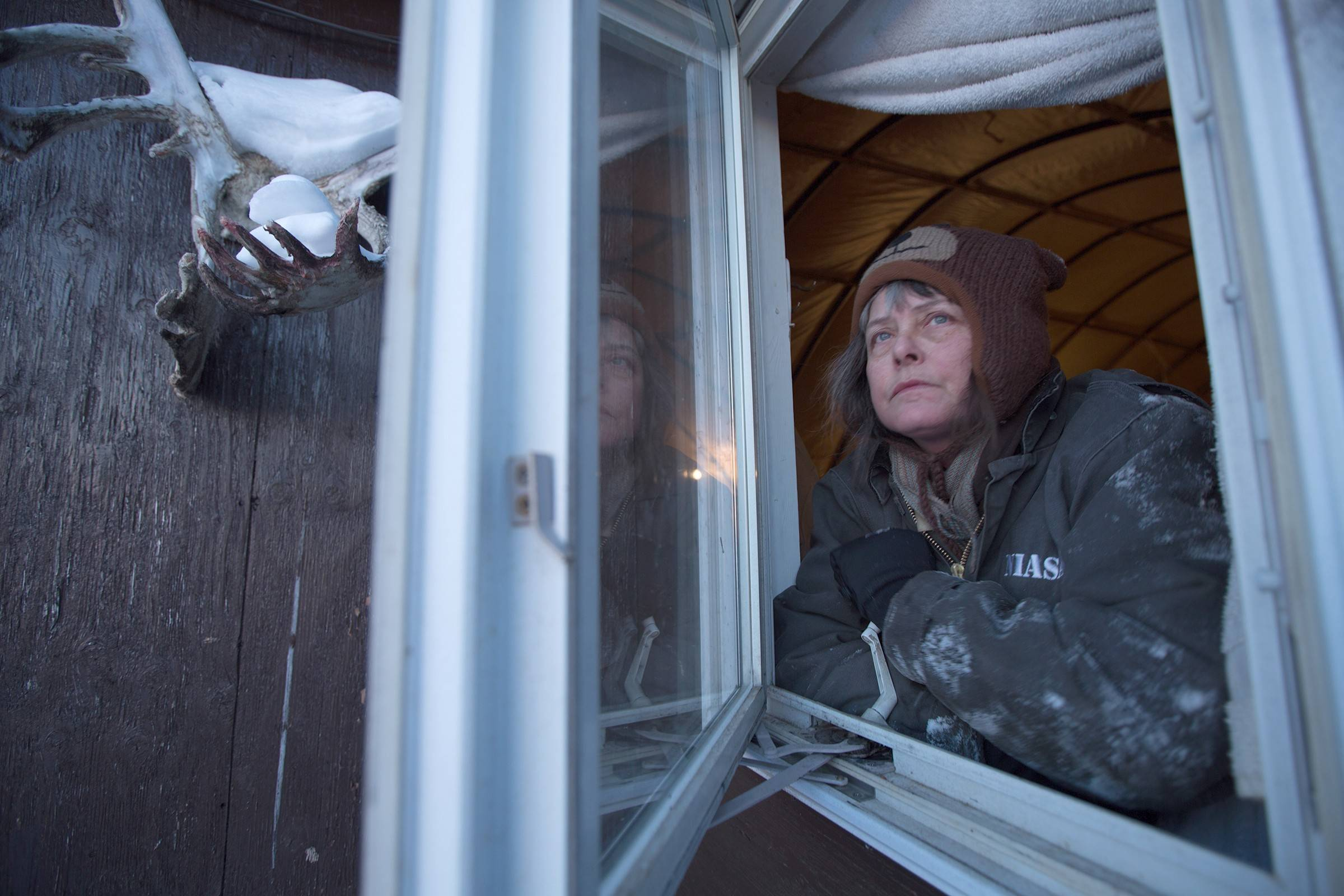 "There are nearly a dozen TV series about Alaska, including National Geographic Channel's ""Life Below Zero."""