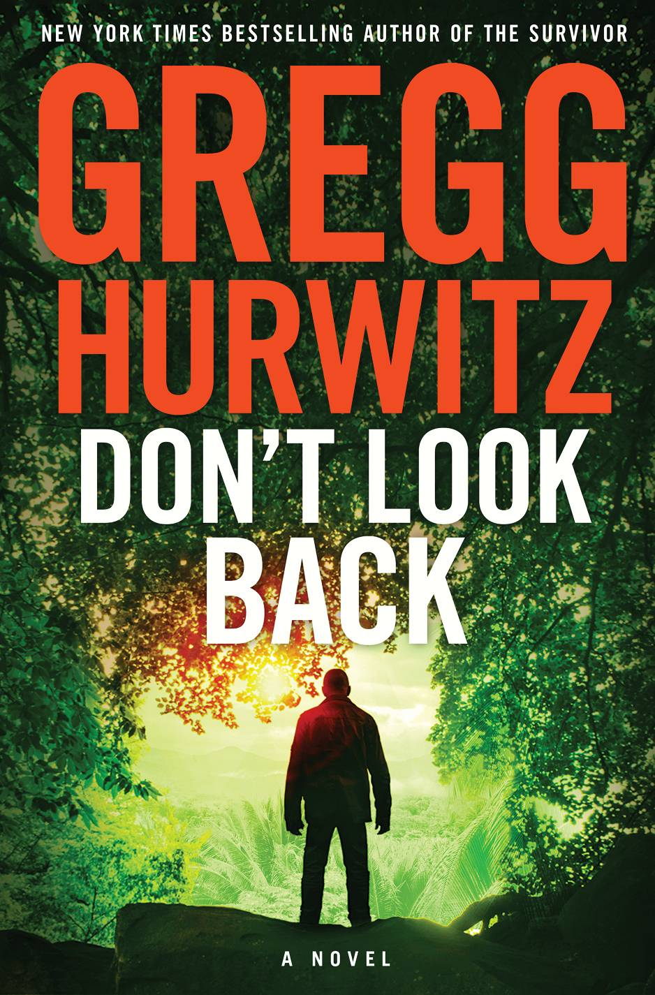 "Gregg Hurwitz makes thrilling ""Don't Look Back"" a terrific reading experience."
