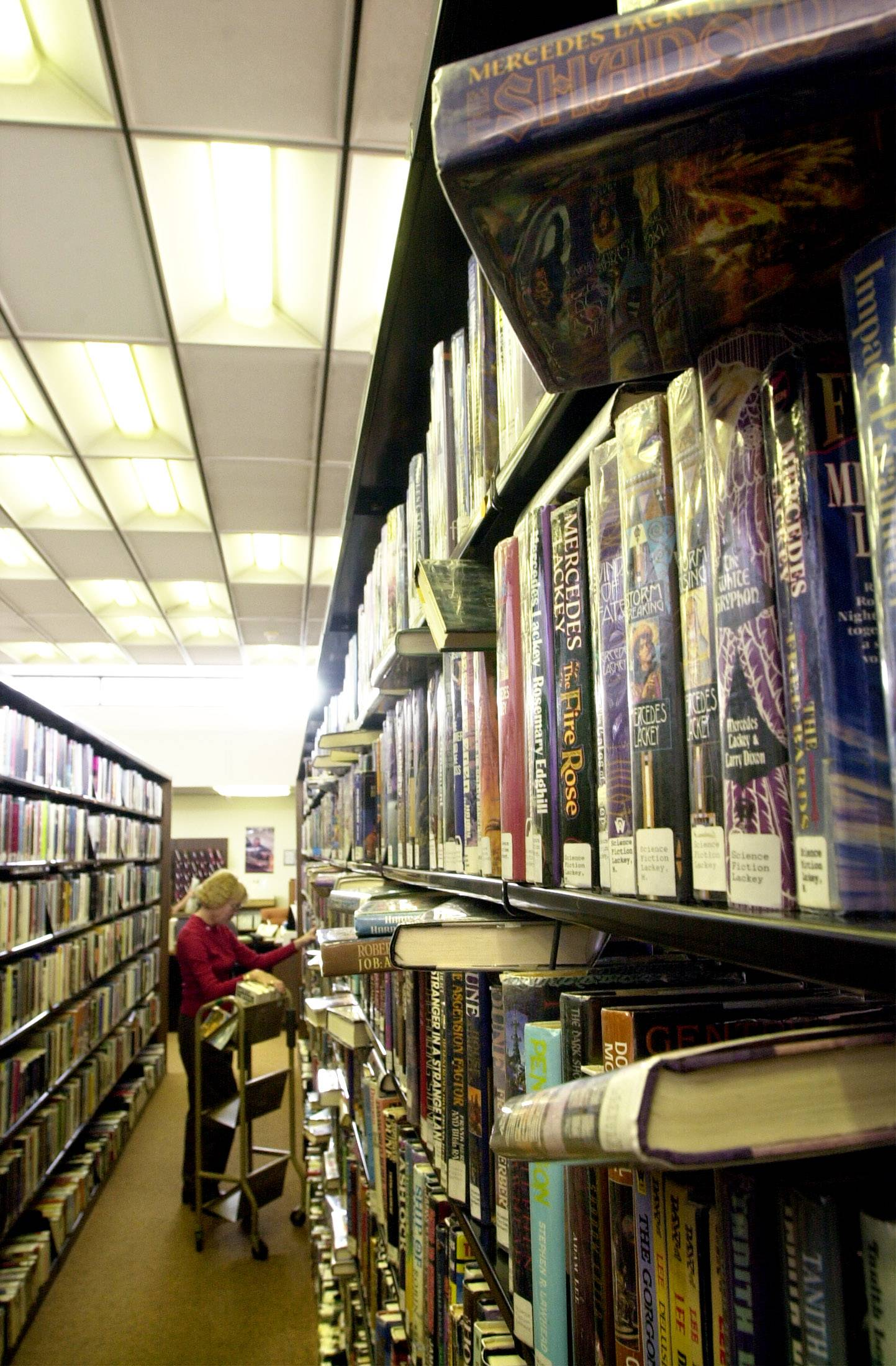 Survey planned for Cook Memorial library patrons