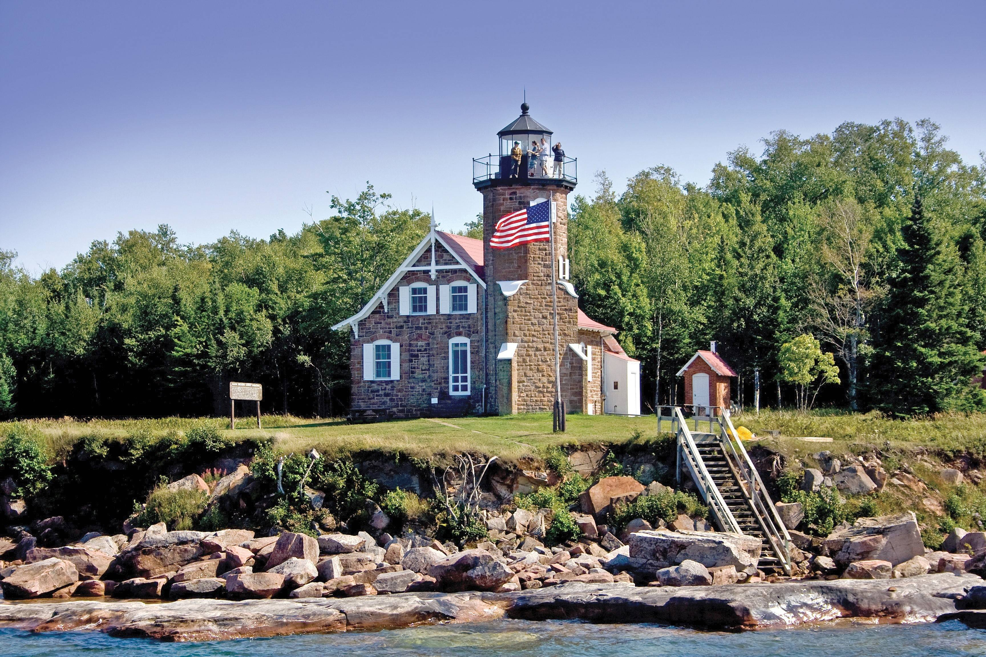 The 19th annual Apostle Islands Lighthouse Celebration takes place Sept. 3-20.