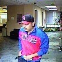 Authorities say this man is responsible for robbing a dozen banks in the Chicago area between May 16 and Aug. 31.