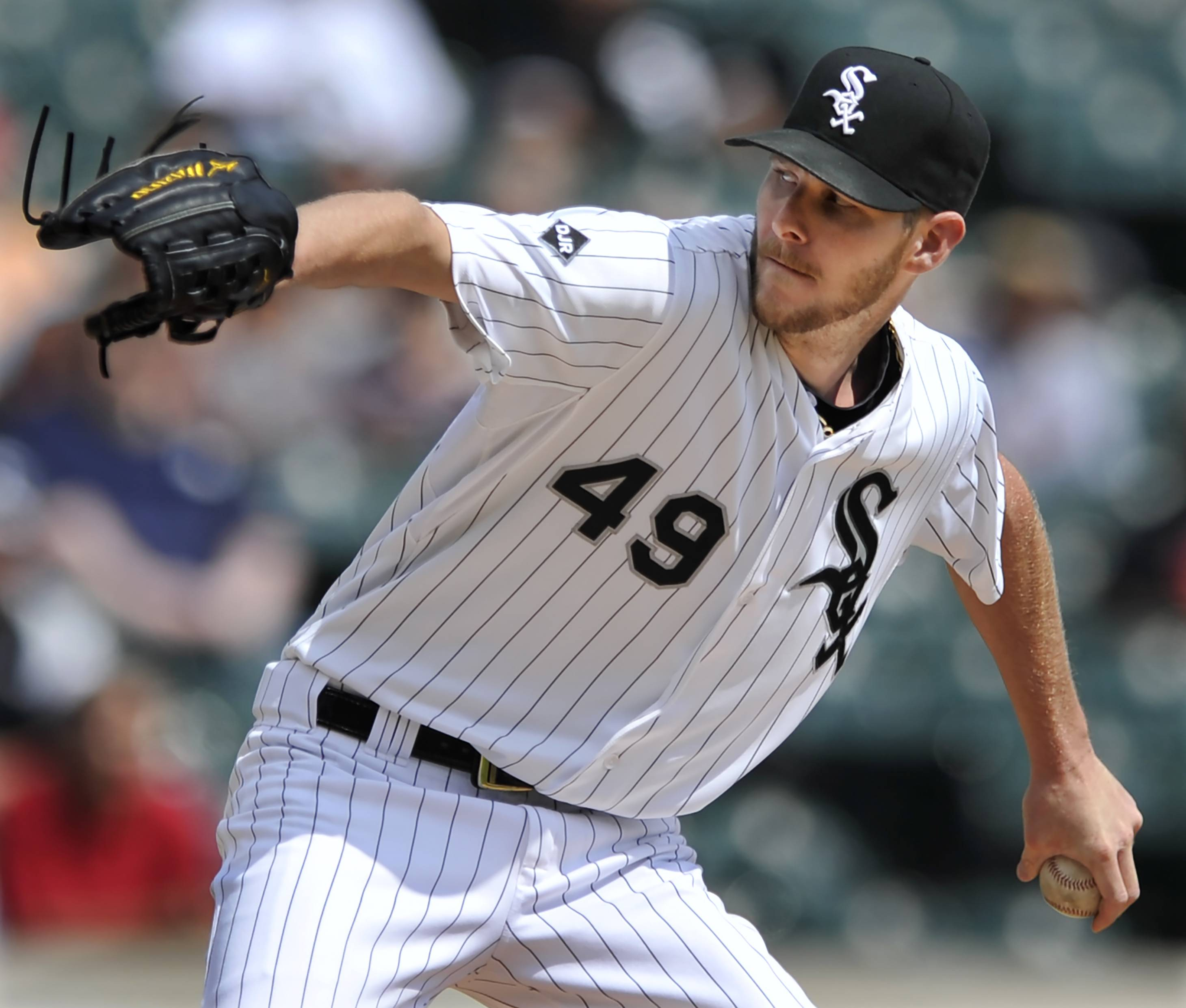 White Sox starter Chris Sale likes how the team is going about trying to be a contender in the near future.