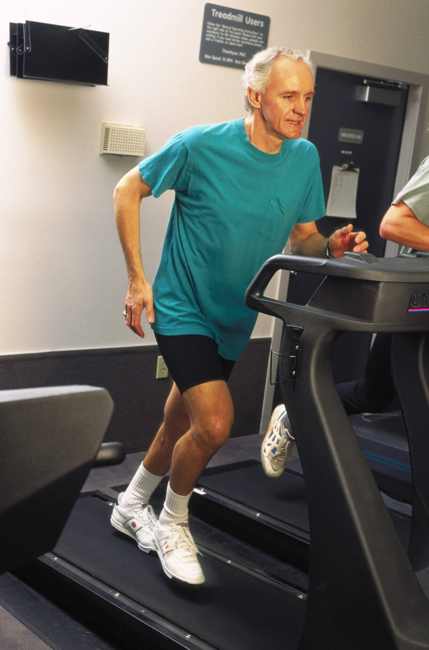 If your running is slowing down as you get older, it may have more to do with biomechanics than your age.