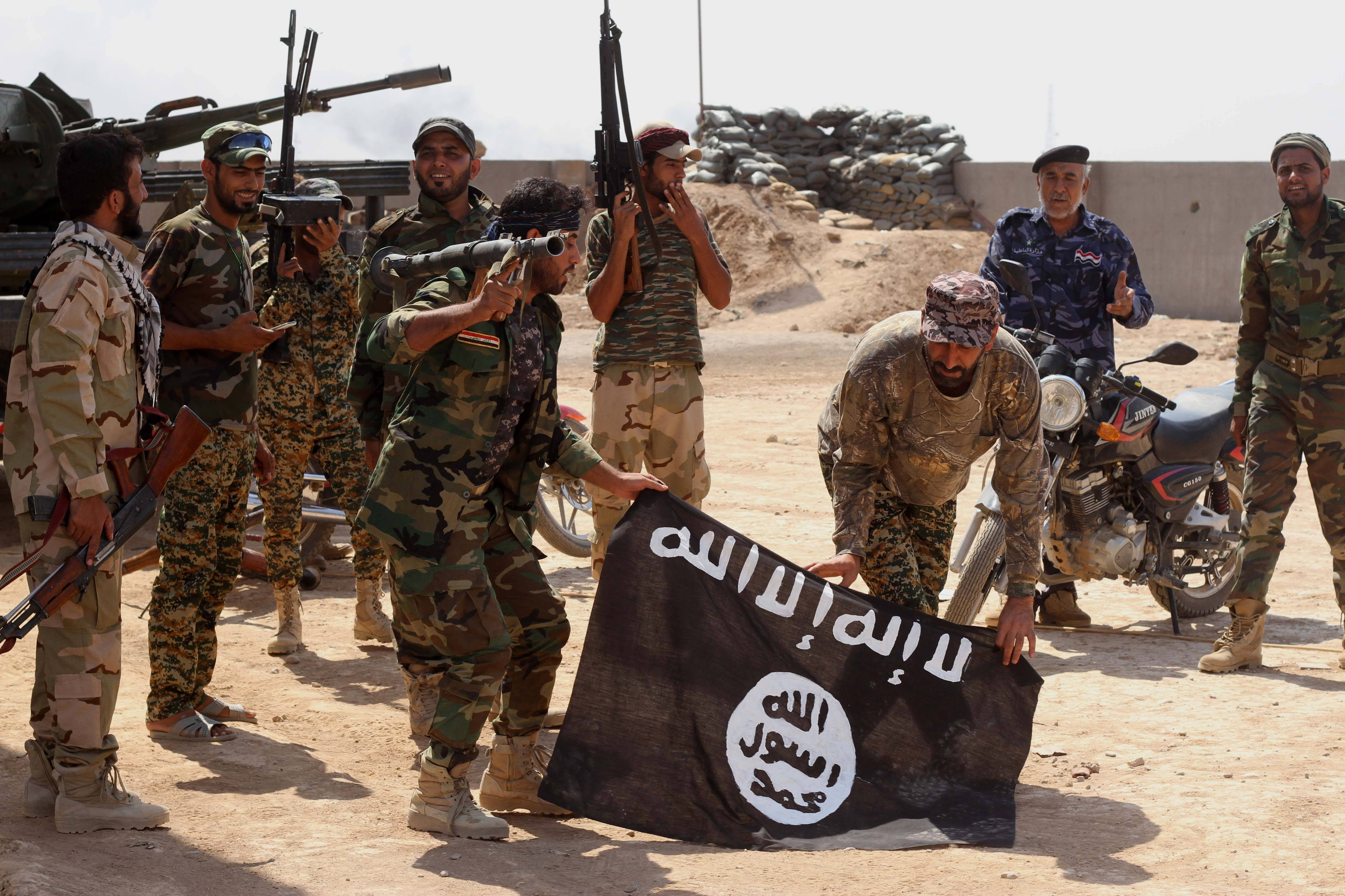 Group accuses extremists of war crimes in Iraq