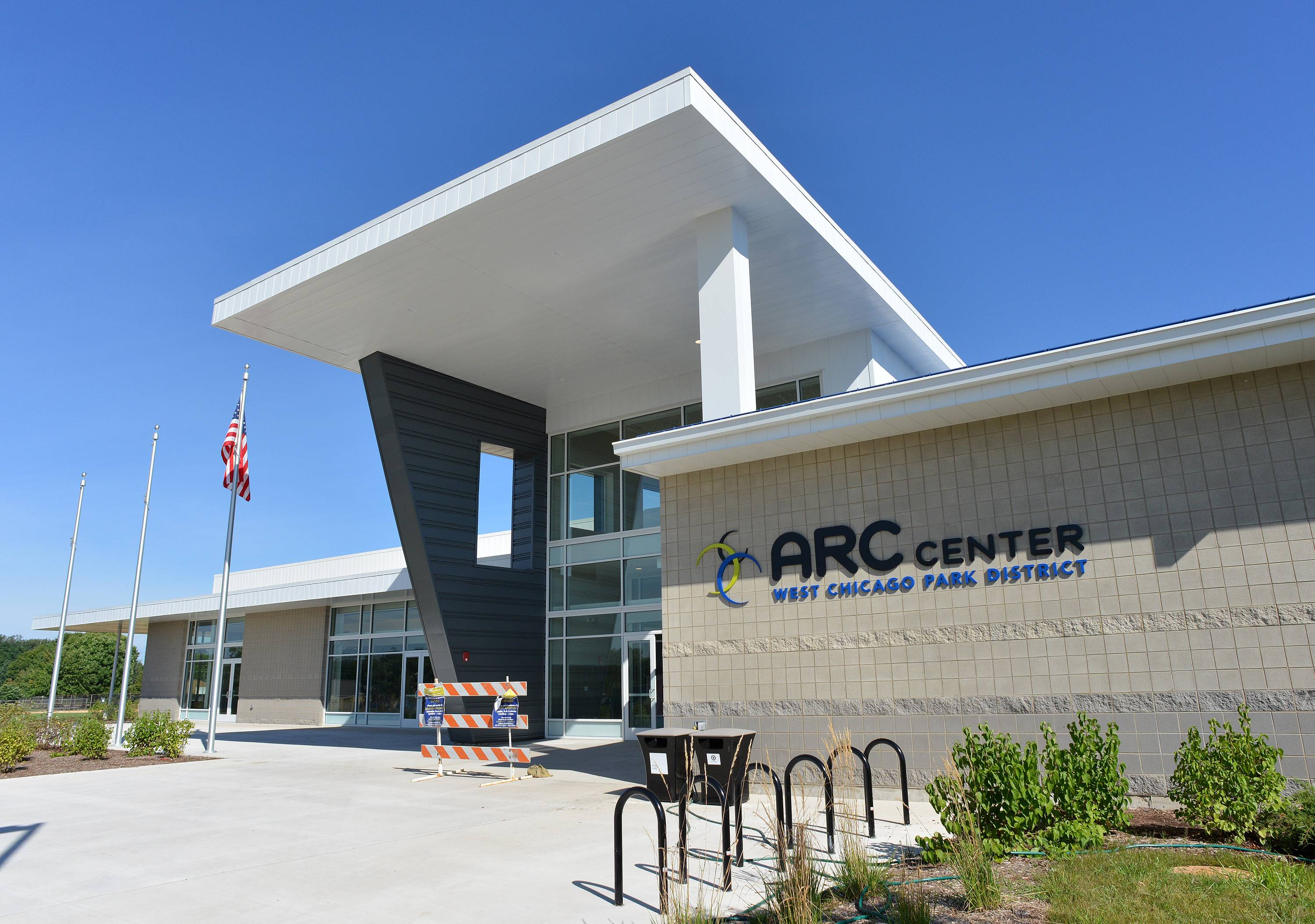West Chicago Park District residents can get a sneak peek at their new ARC Center (Athletics, Recreation, Community) during grand opening ceremonies from 10 a.m. until 1 p.m. Saturday, Sept. 6, in Reed-Keppler Park. The 70,000-square-foot recreation center will open for good at 5:30 a.m. Monday, Sept. 8.