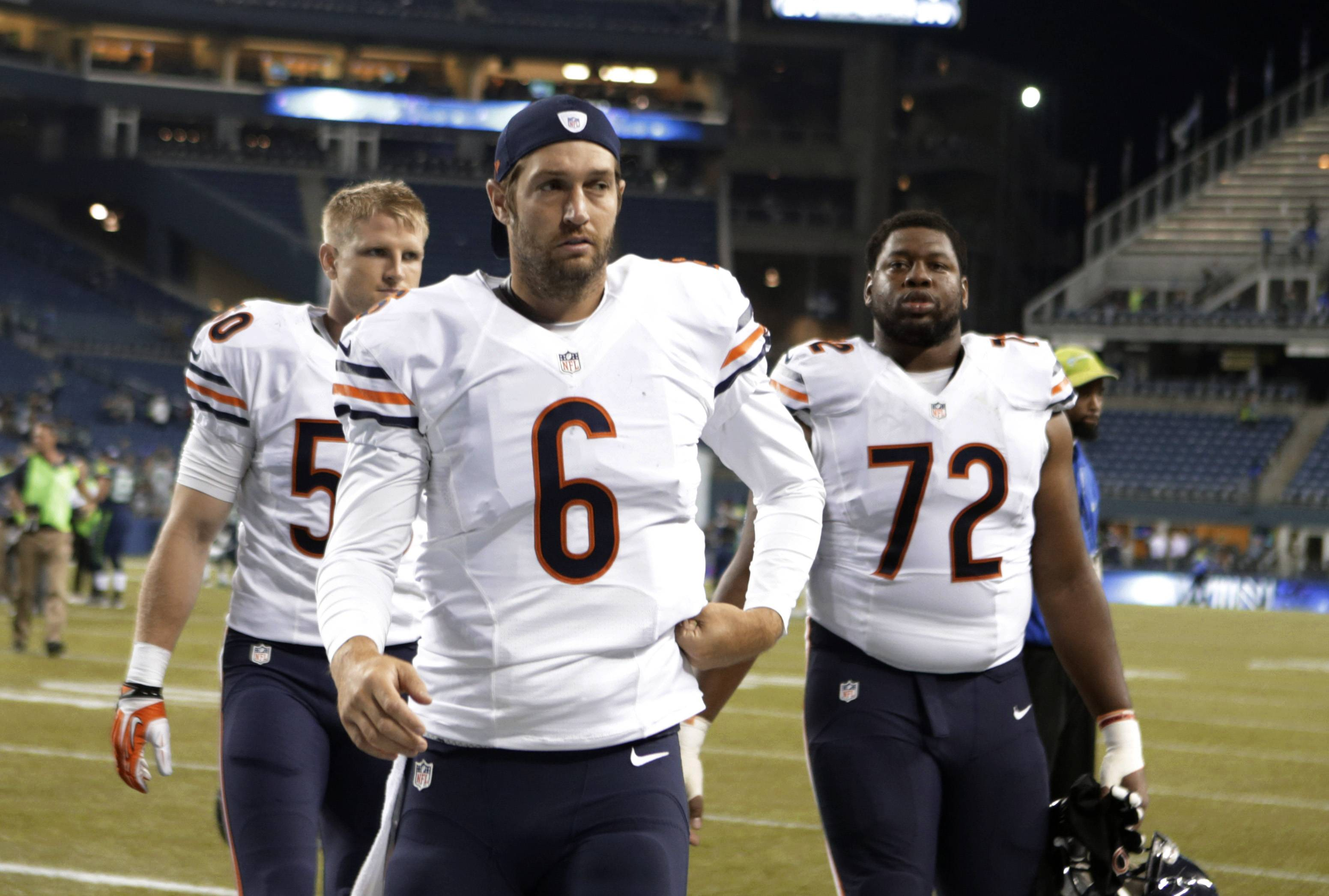 Imrem: Time for Bears' Cutler to show he's all grown up